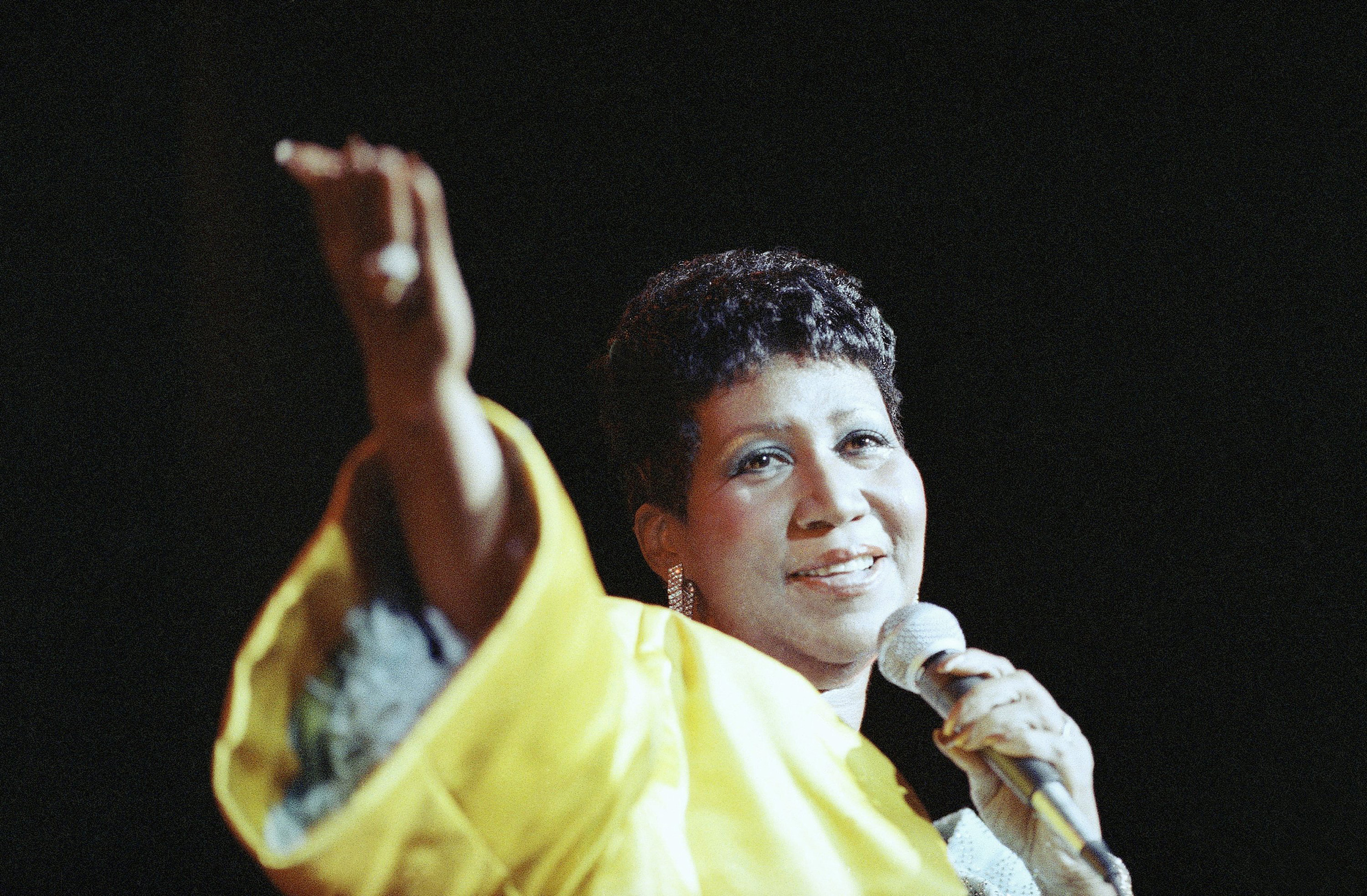 The 'Queen of Soul' pushed America to embrace black humanity