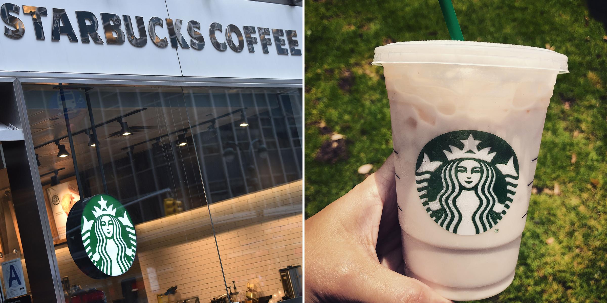 Starbucks Secret Menu Keto Friendly Drink Peach Citrus White Tea