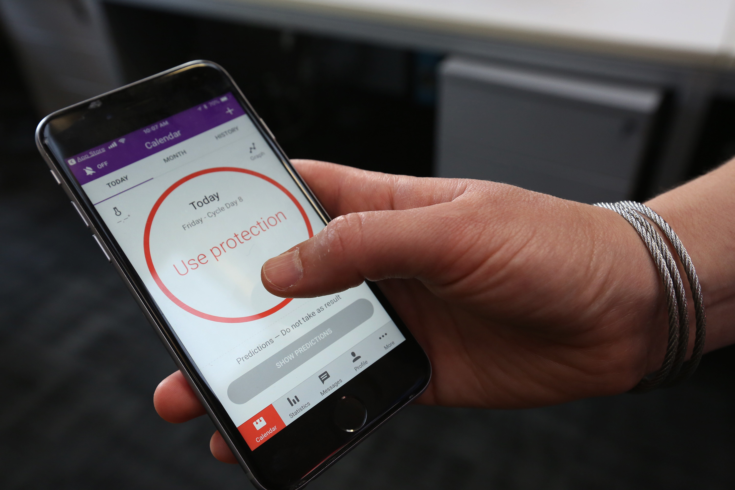 FDA approved a birth control app. Here's what OB-GYNs want you to know.