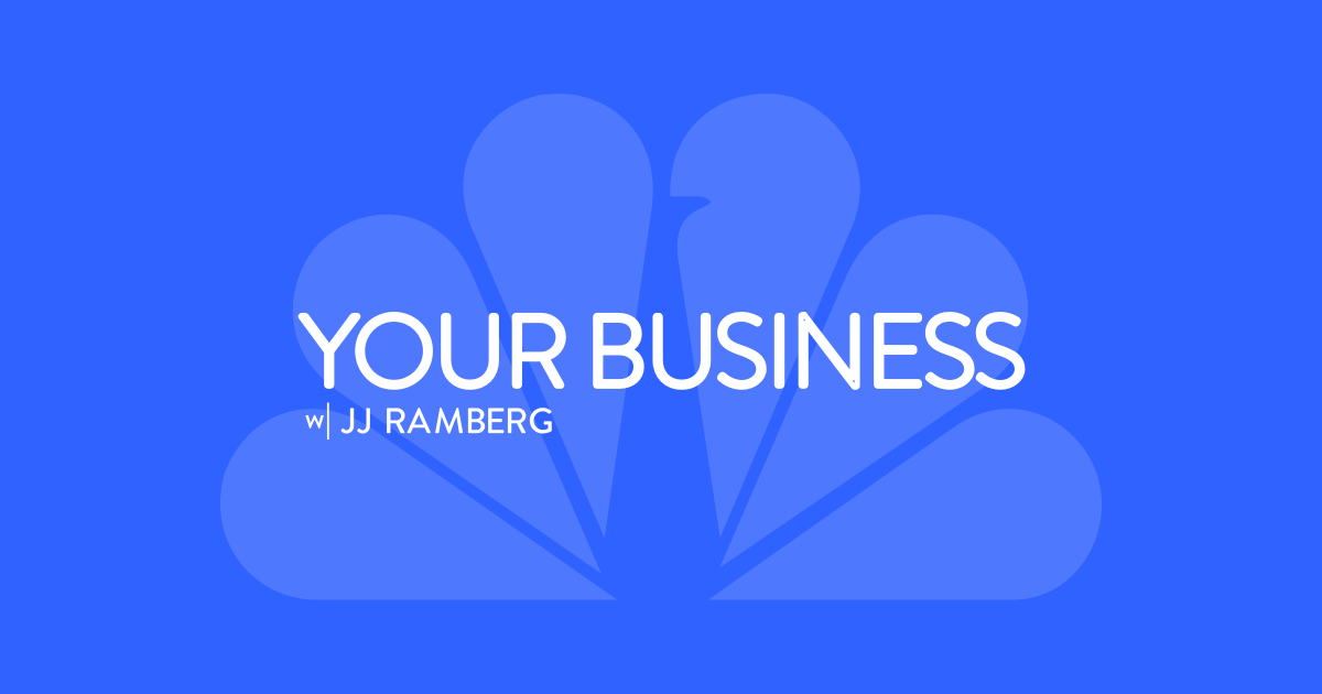 your business with jj ramberg business tips advice videos nbc news
