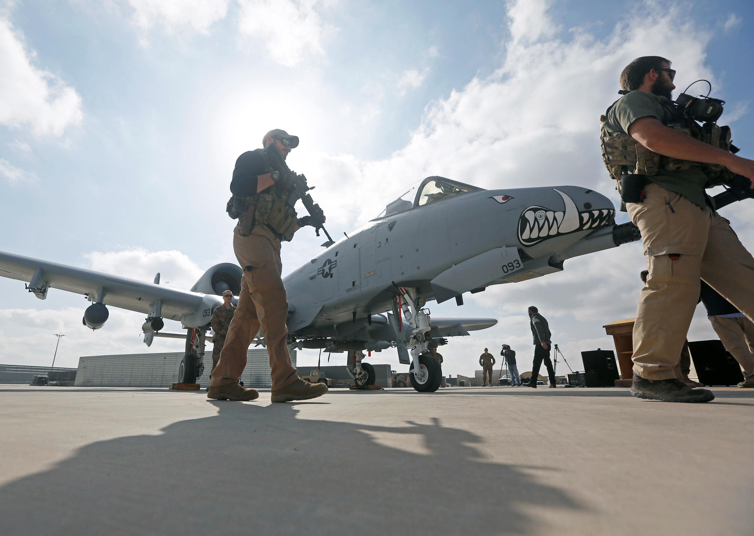 Khandahar airbase