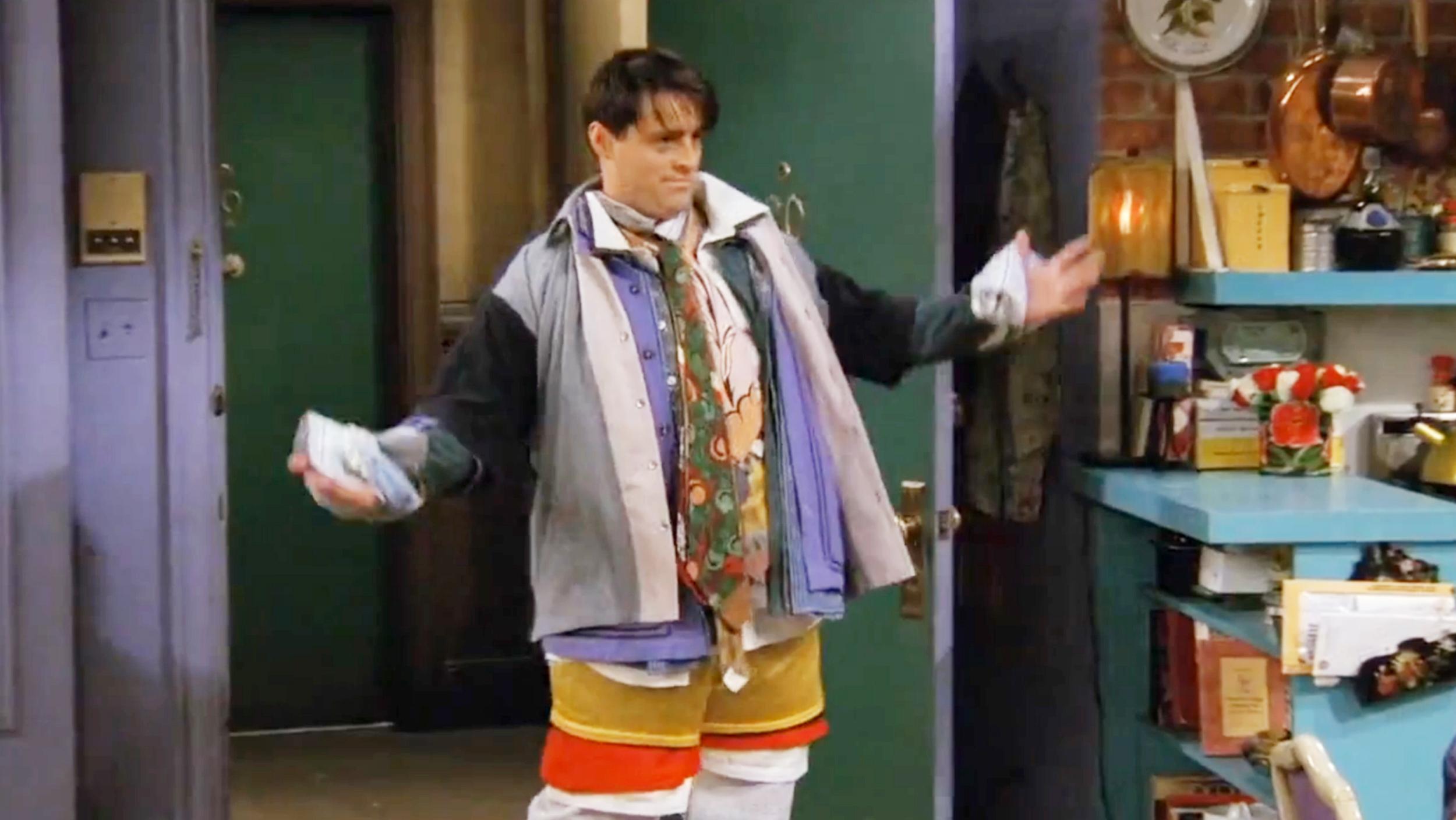 Matt Leblanc Reveals The Friends Episode That Left Him With A Real