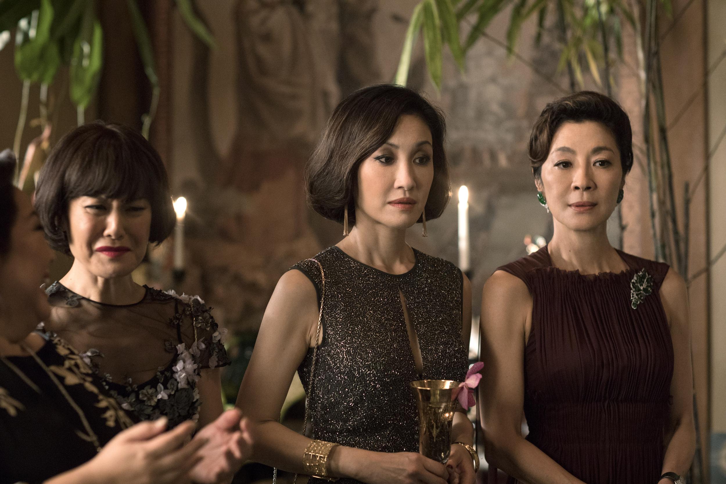 Znalezione obrazy dla zapytania crazy rich asians