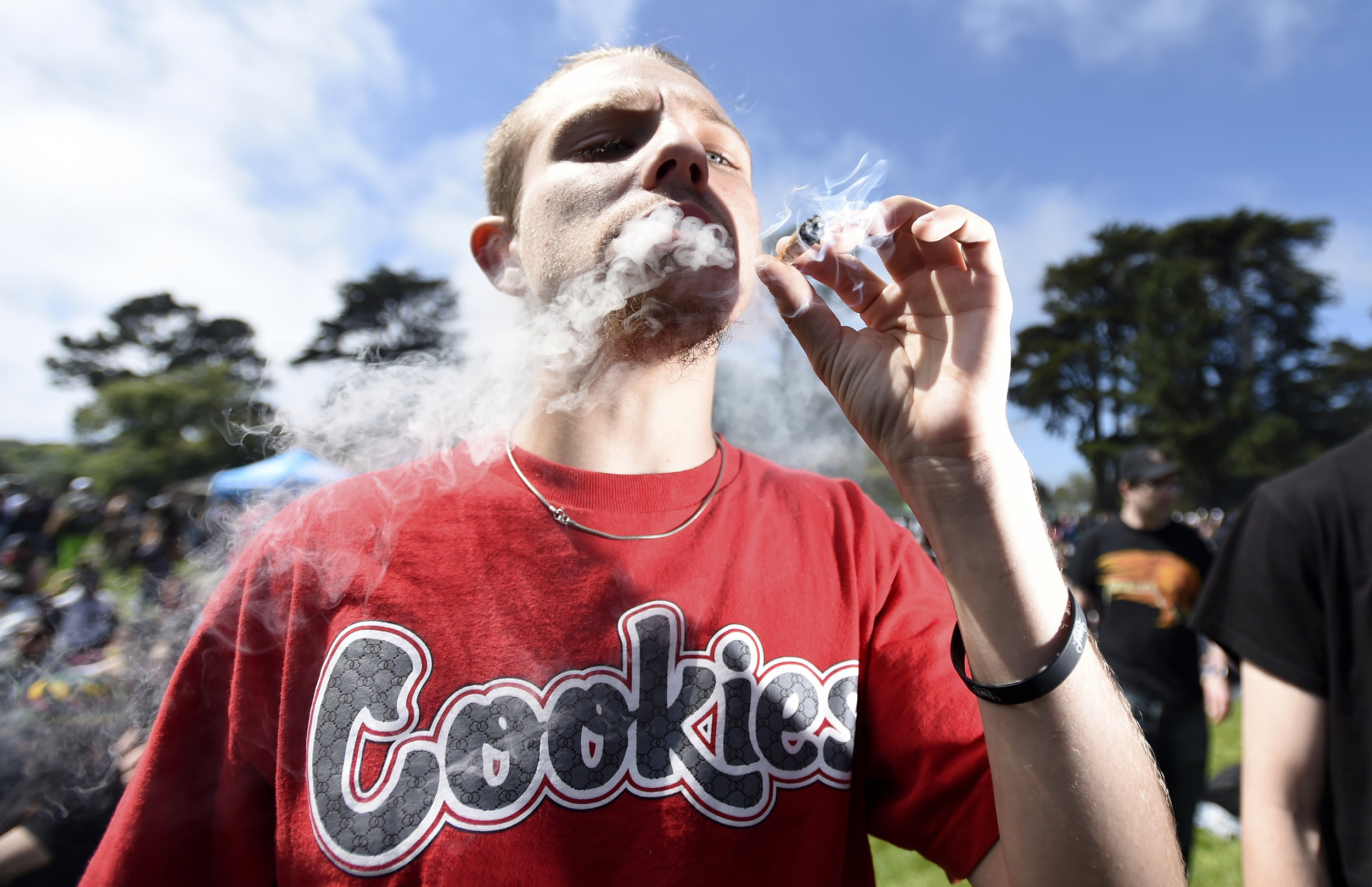 Weed the people? Companies relax drug-testing policies in bid to
