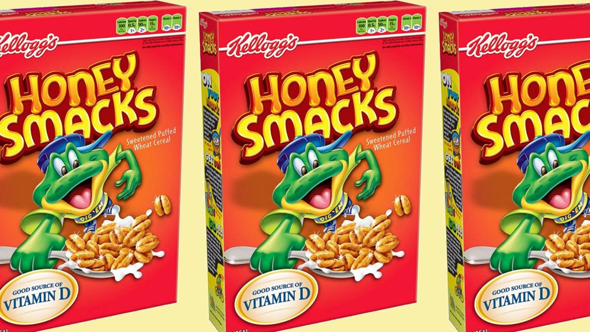 Don't buy any Honey Smacks, CDC says