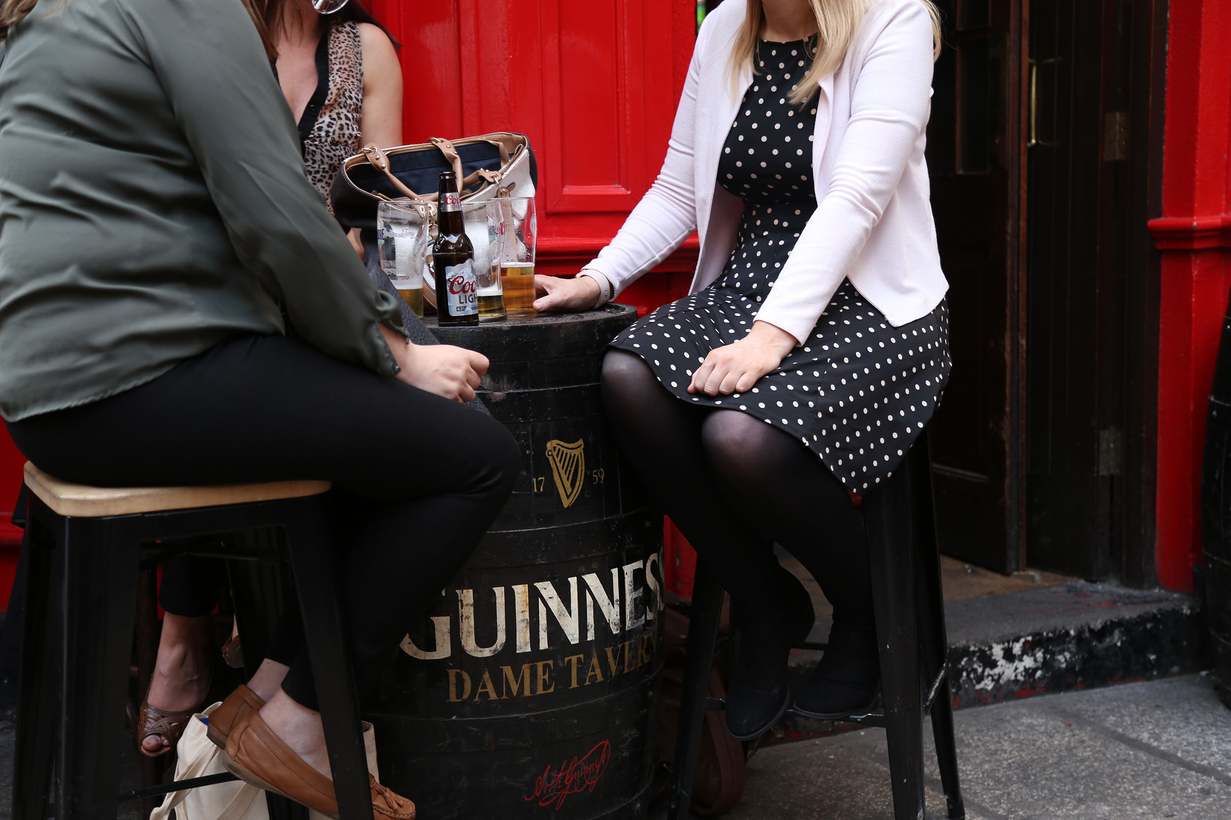 Is one drink too many? Ireland to offer alcohol tests to pregnant women