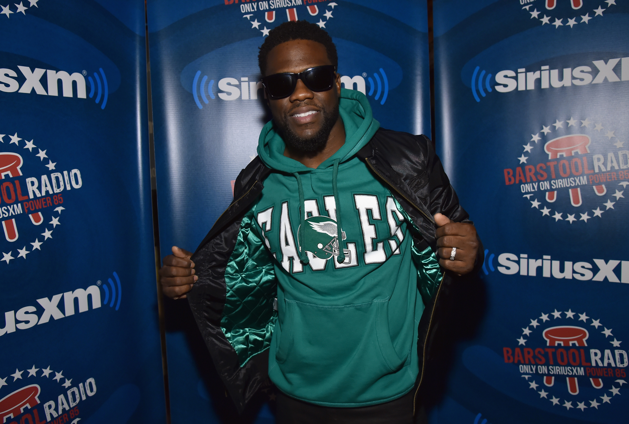 Kevin Hart really wants you to get hyped for new NFL season (and the Eagles)