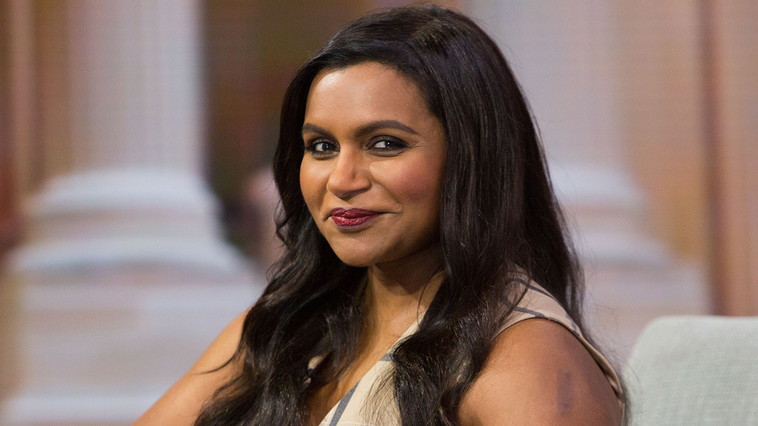 Mindy Kaling On Raising Her Baby Daughter As A Single Mom