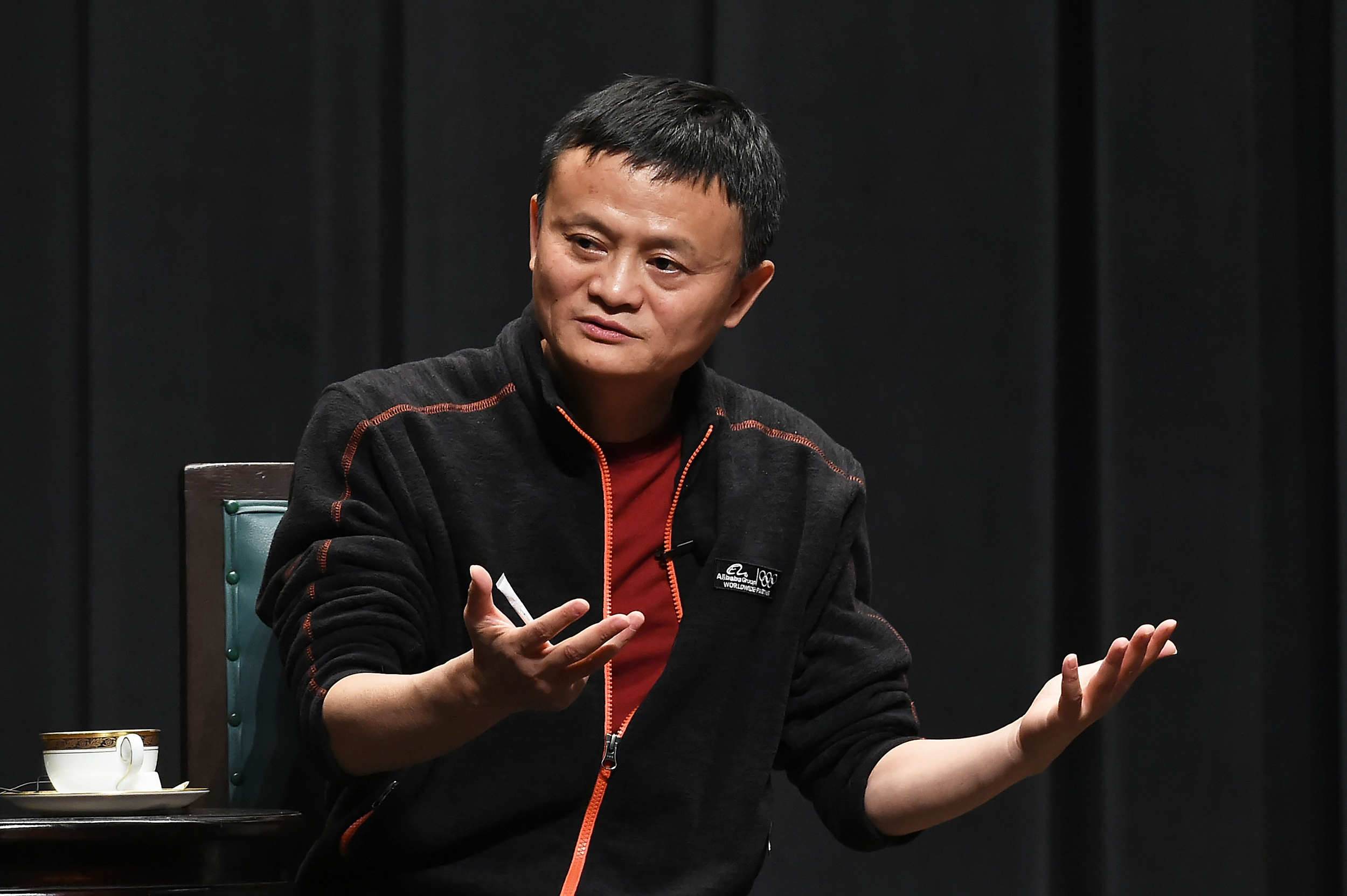 Alibaba Founder Jack Ma To Step Down As Chairman He is now officially the richest man in china with an estimated net worth of $25 billion, on the back of the recent world record $150 billion ipo filing of his company. https www nbcnews com tech tech news alibaba founder jack ma step down chairman n908061