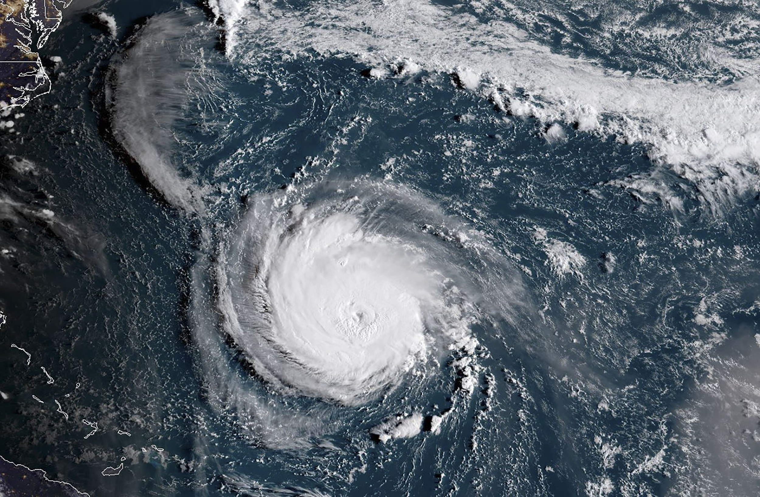 images from hurricane florence - HD 2500×1636