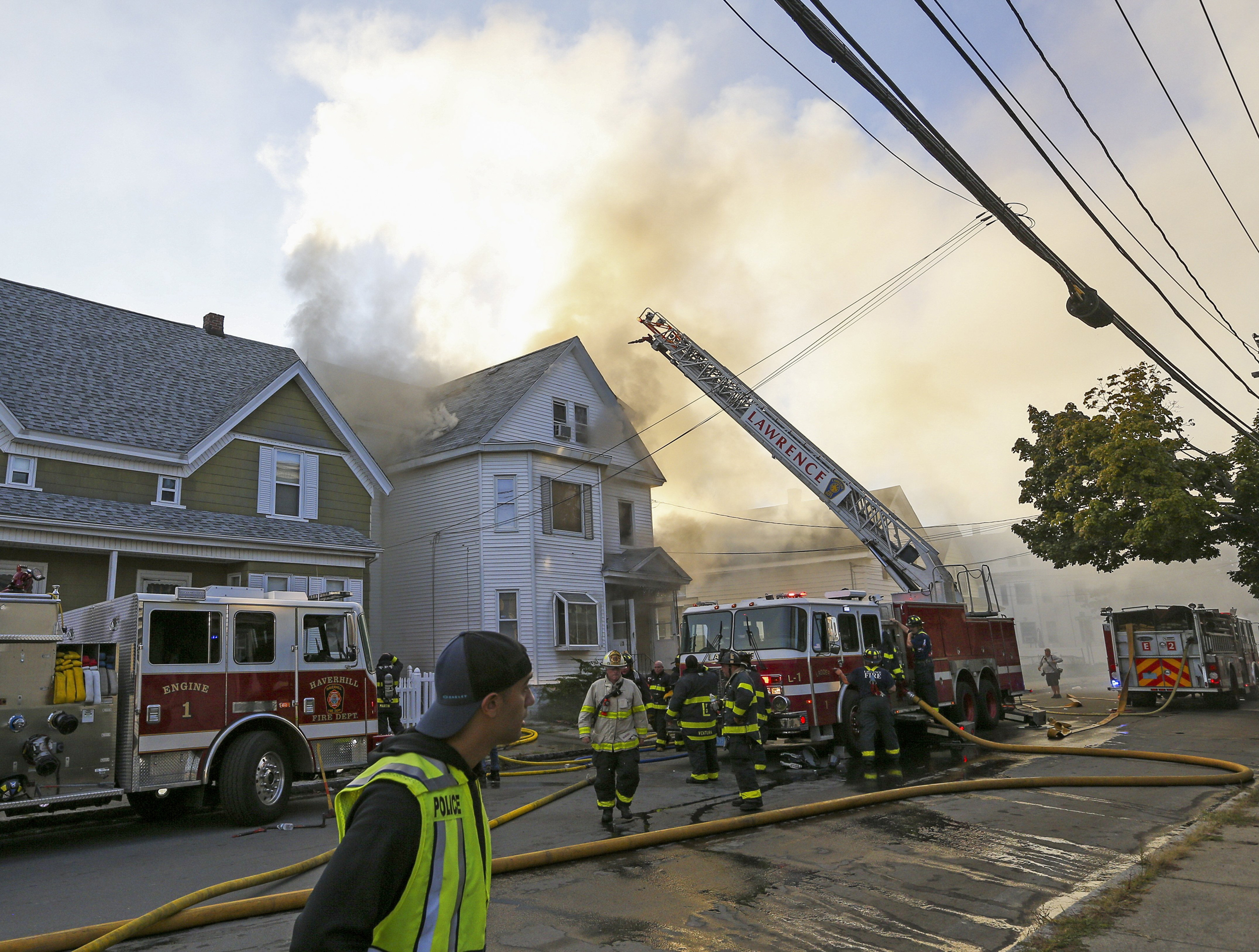 gas explosion in massachusetts leaves one dead