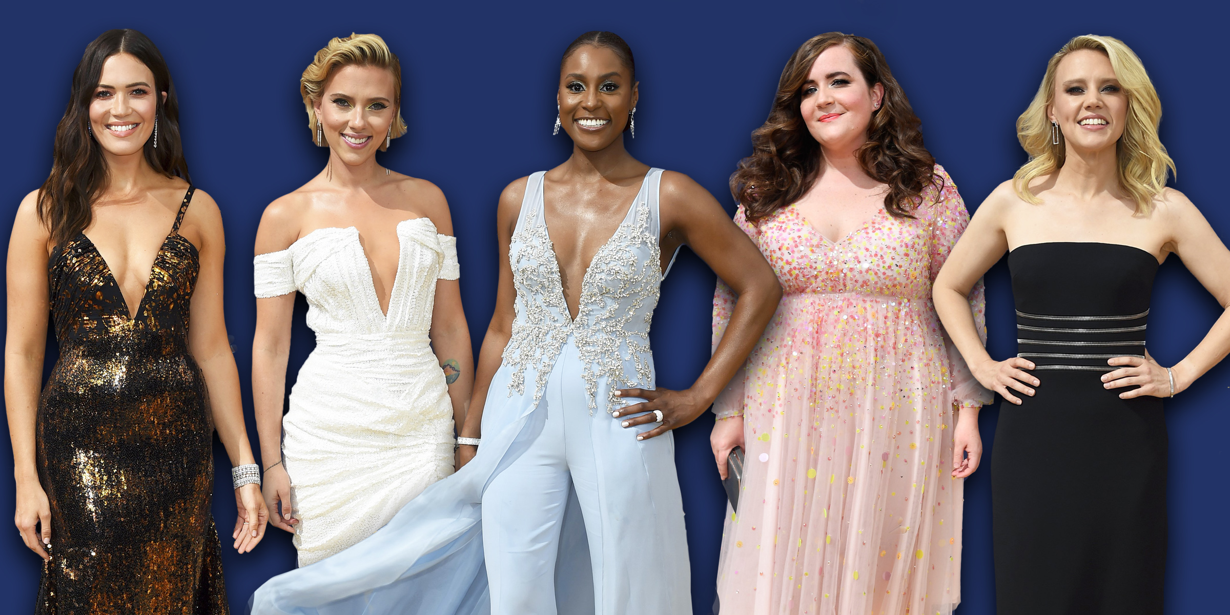 f5e2b34b2a Emmy Awards red carpet  See the best-dressed stars from the show