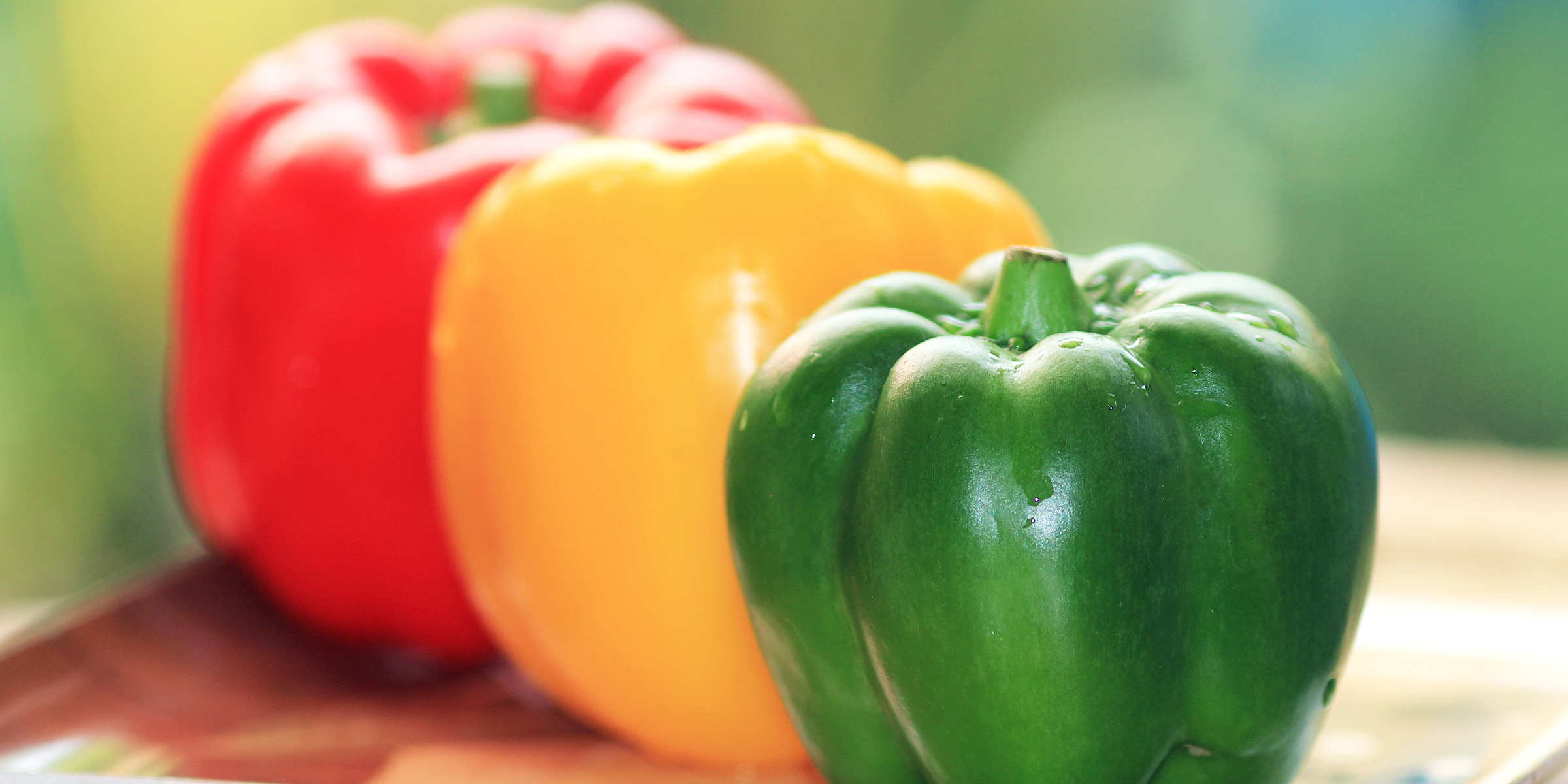 Are Red Yellow And Green Peppers All Actually The Same Vegetable