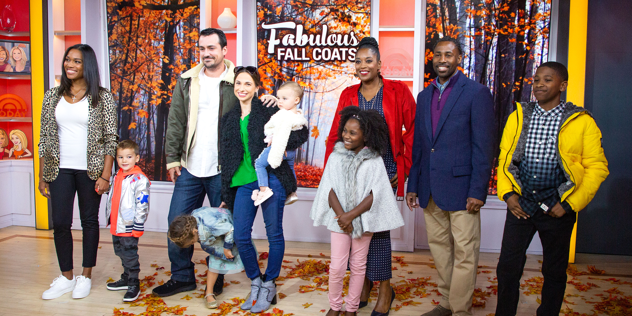 9400239af Bundle up! 12 fall coats for the whole family