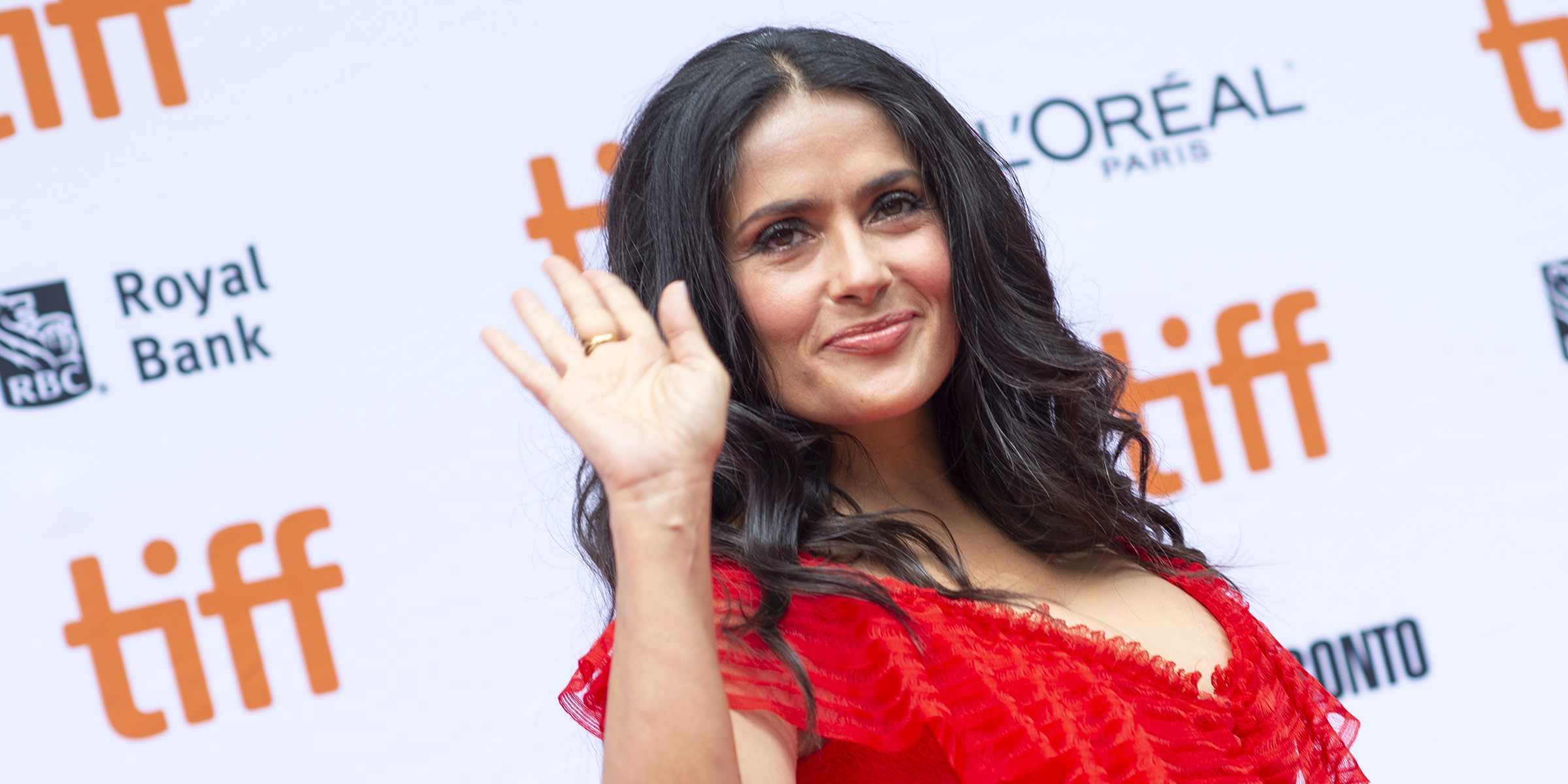 Salma Hayek Gets Haircut From Daughter In Sweet Birthday Video