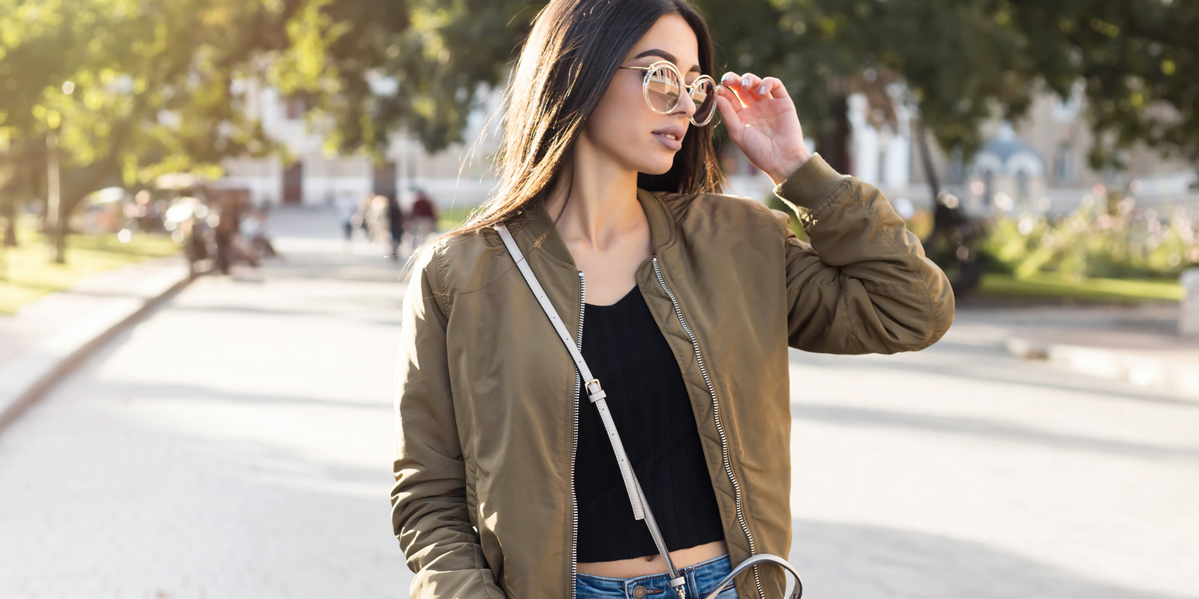 d146aa5fe These are the best women's bomber jackets for fall 2018