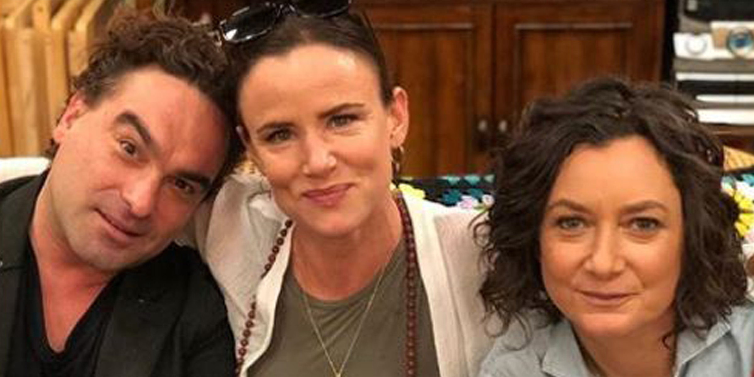 Juliette Lewis joins \'The Conners,\' the \'Roseanne\' spinoff