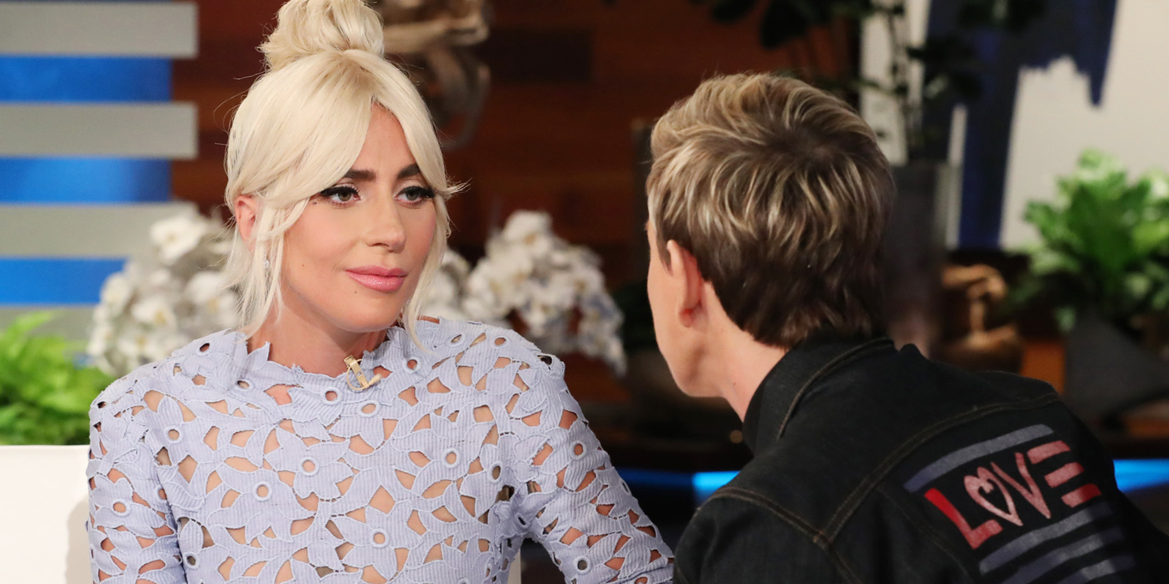 lady gaga went back to blond right after shooting a star is born