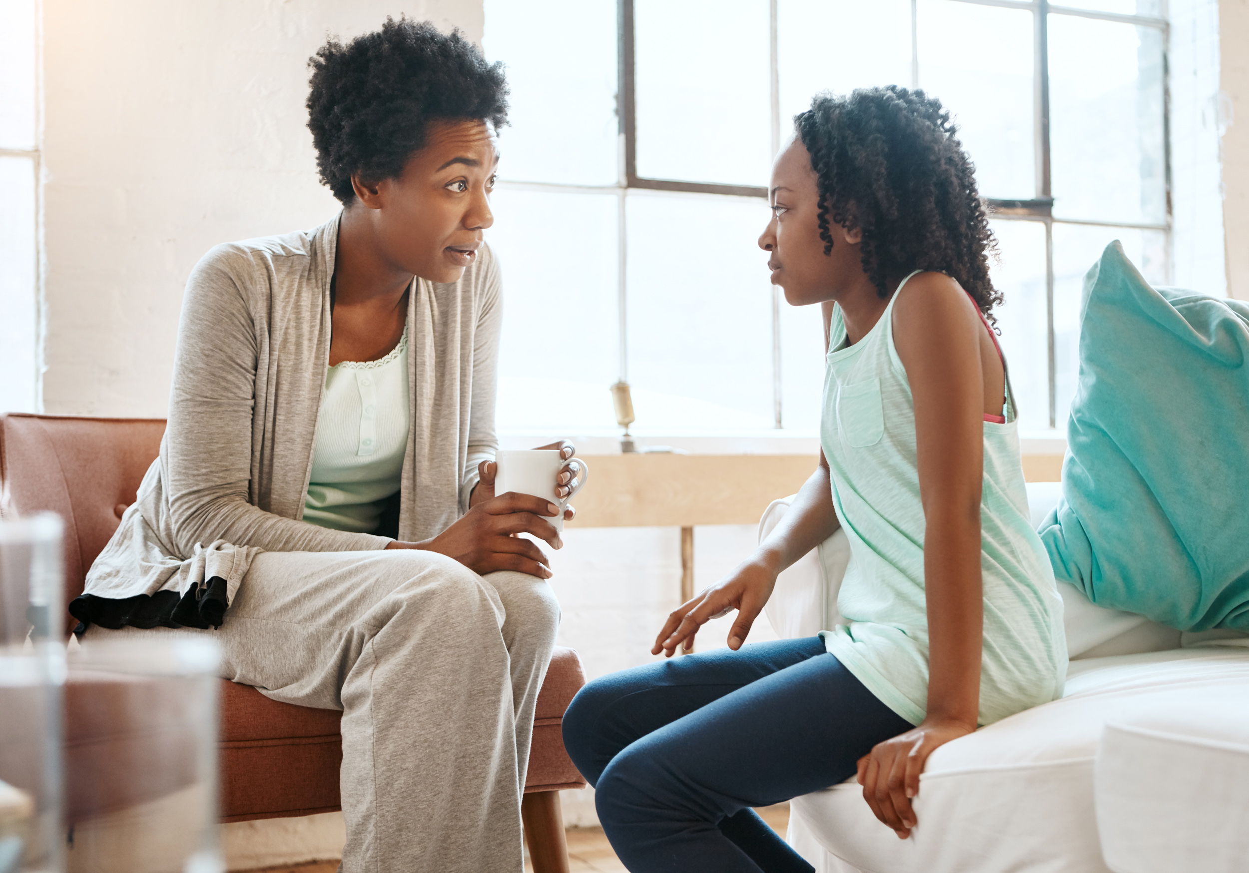 How To Talk To Your Kids About The Coronavirus And Ease Their Fears
