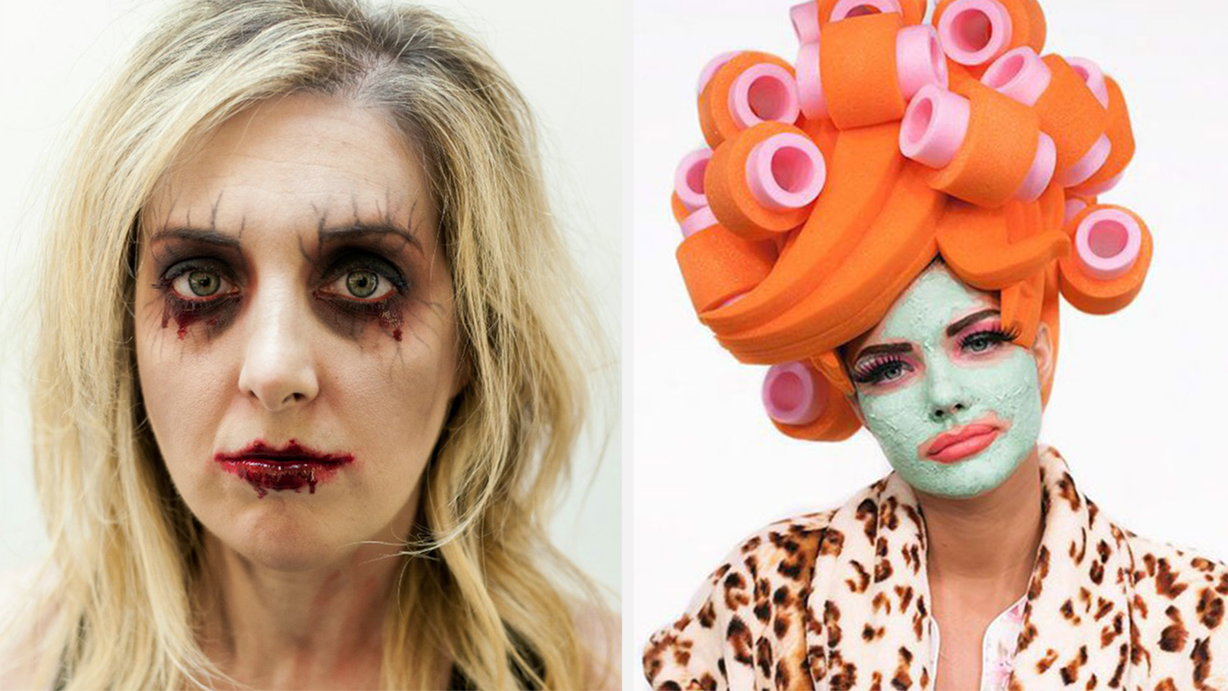 Forum on this topic: 23 Easy, Last-Minute Halloween Makeup Looks, 23-easy-last-minute-halloween-makeup-looks/
