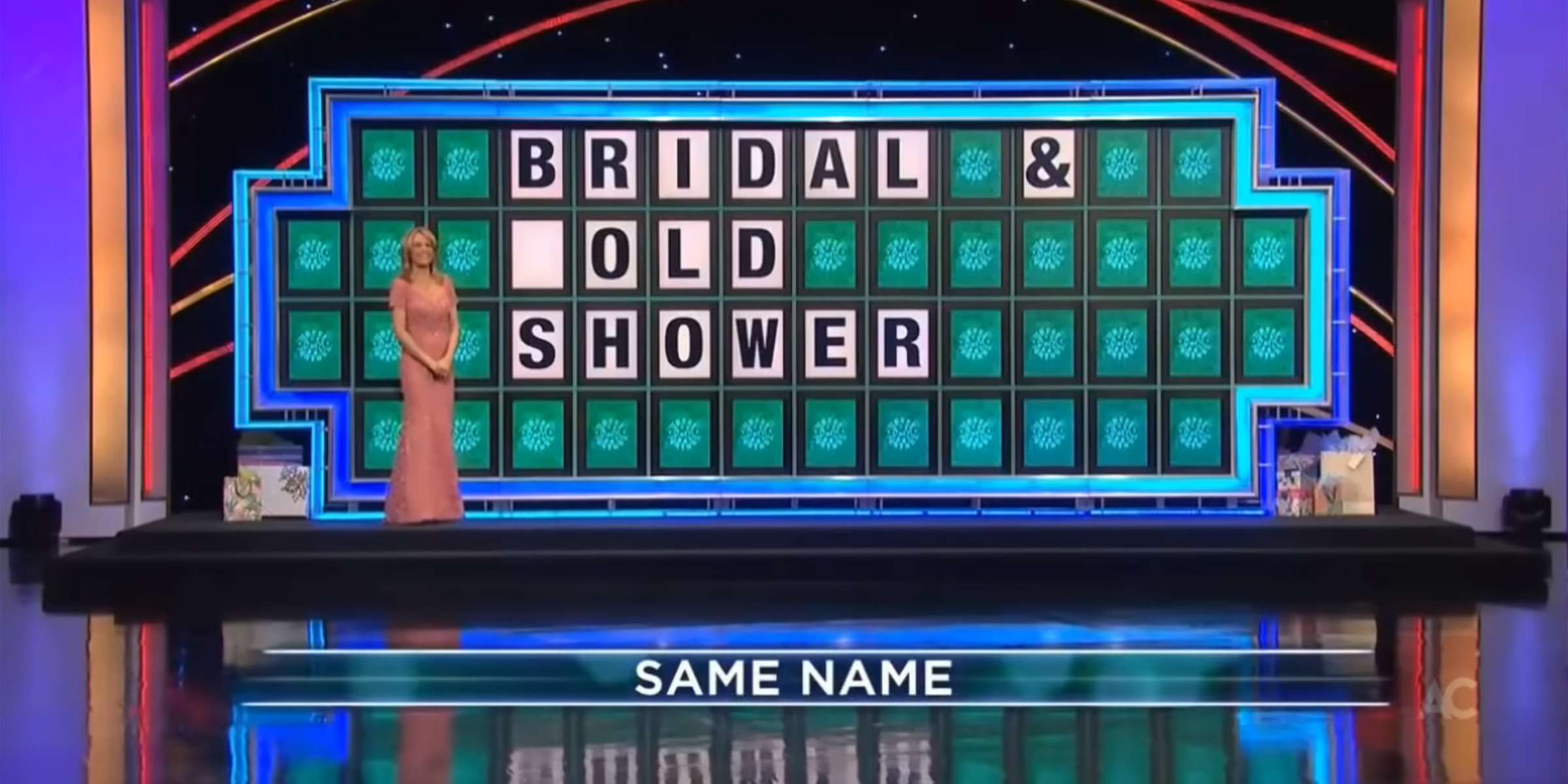 Same Letter Wheel Of Fortune.Wheel Of Fortune Contestant Makes Unfortunate Mistake