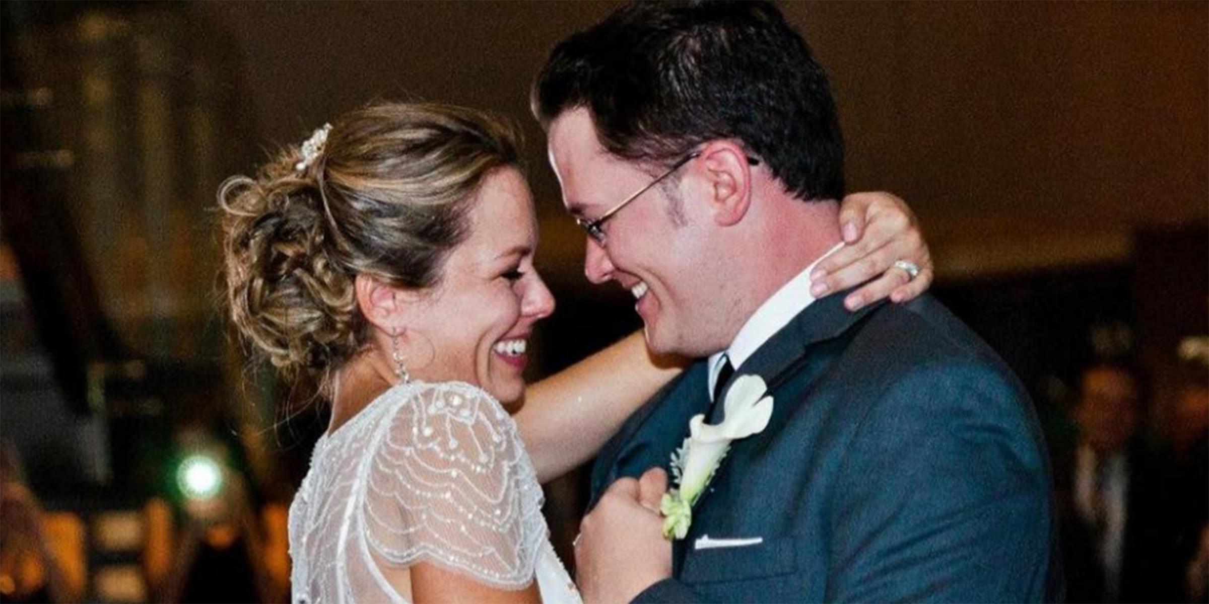 Dylan Dreyer Wedding Photos