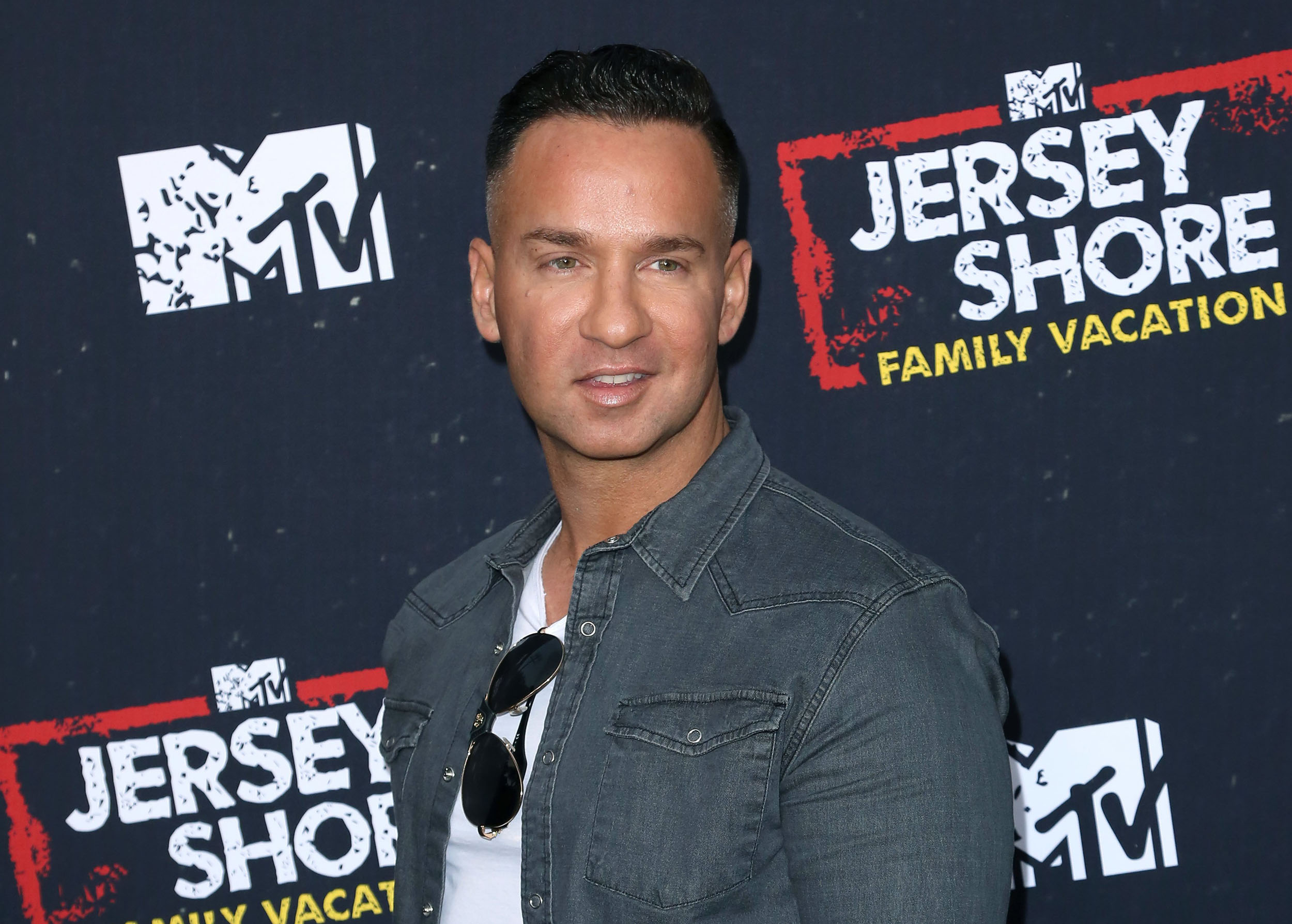 Jersey Shore' star Mike 'The Situation' Sorrentino sentenced 8 ...