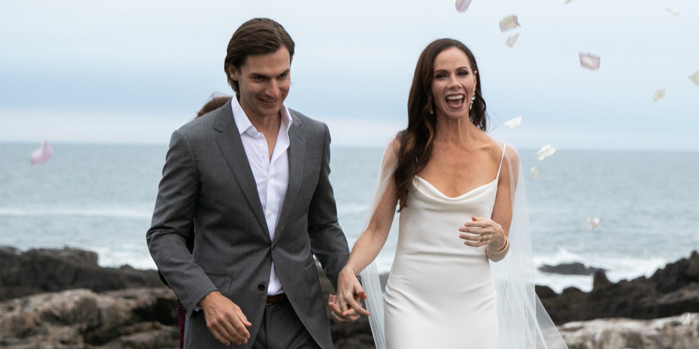 Barbara Bush Wedding Former First Daughter Marries Craig Coyne See