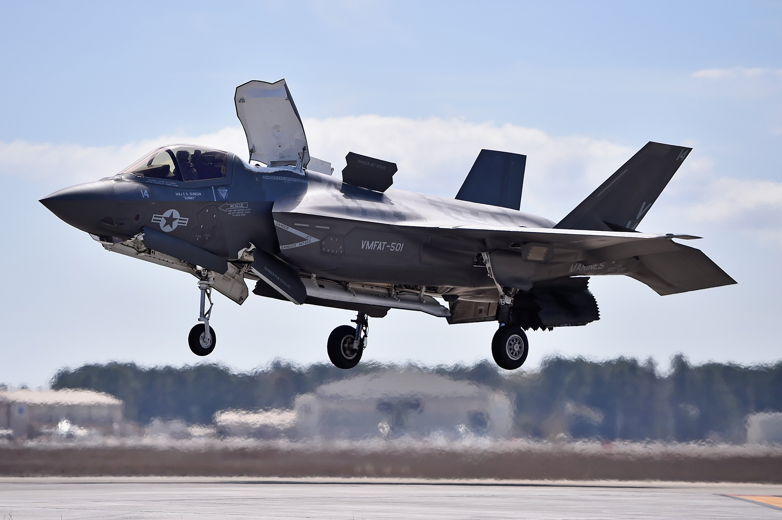 Pentagon-grounds-all-F-35-jets-following-crash-—-latest-issue-for-costly-program