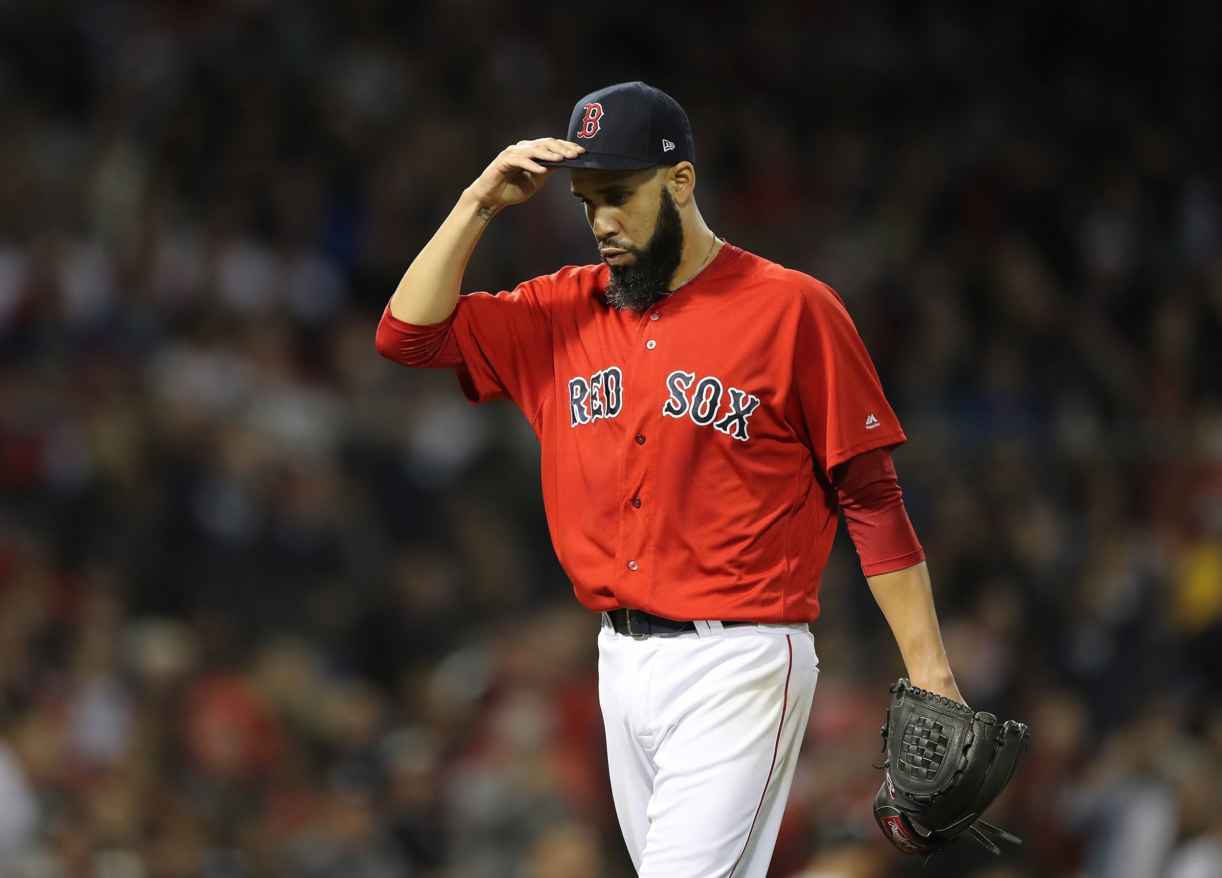 All eyes on David Price as the Red Sox try to avoid an 0-2 hole