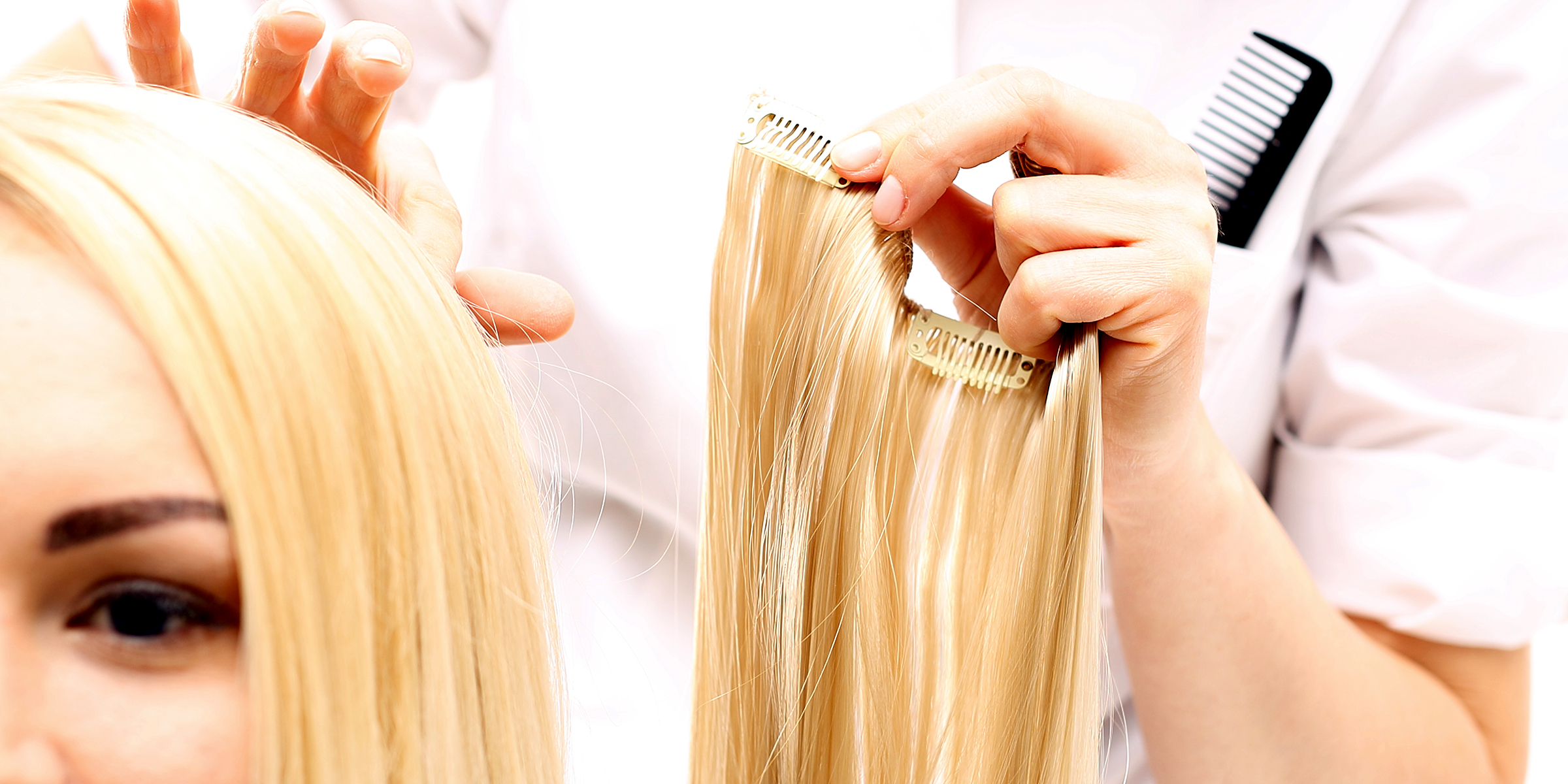 10 Best Clip In Hair Extensions According To Celebrity Hairstylists