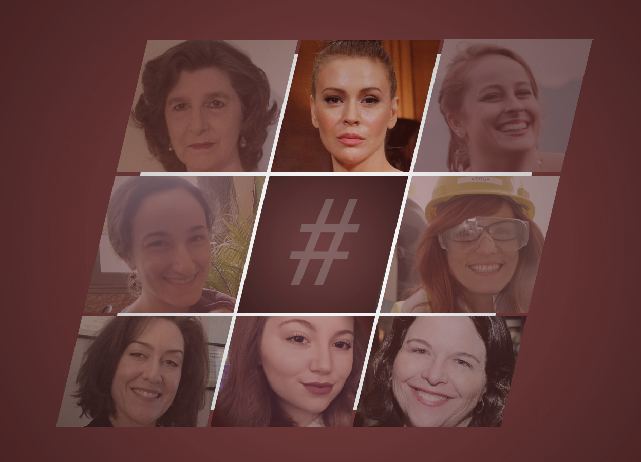 A year ago, Alyssa Milano started a conversation about #MeToo. These women replied.