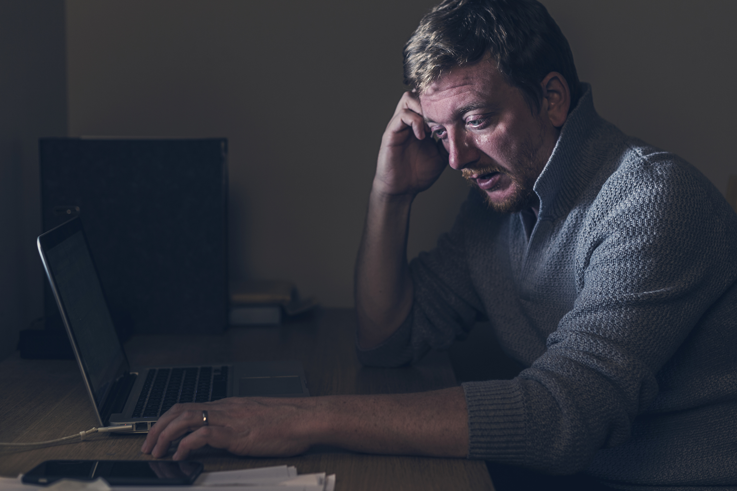 Facebook posts may point to depression, study finds