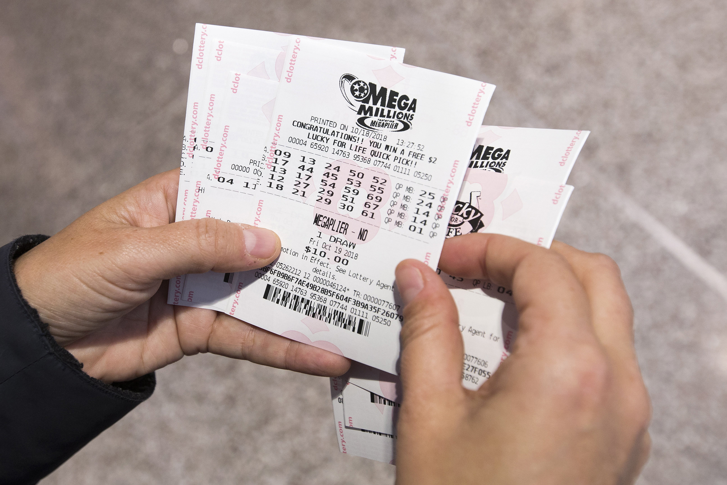 Need Some Lucky Numbers These Have Been Mega Millions Most Successful