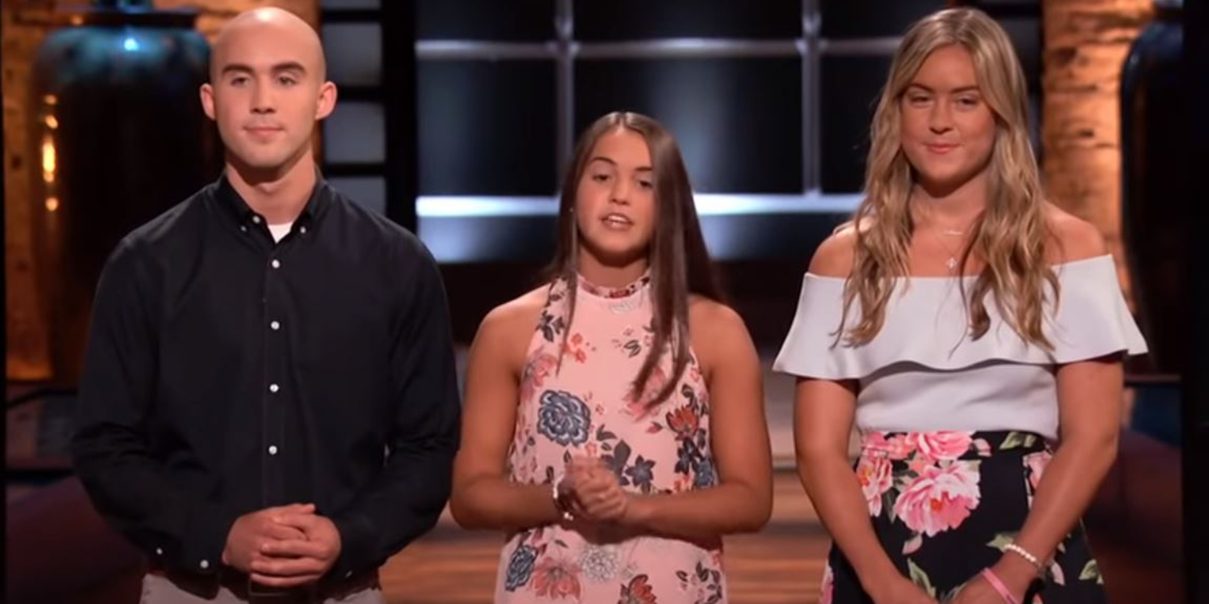 Three Siblings Pitch Late 9 11 Firefighter Dad S Invention
