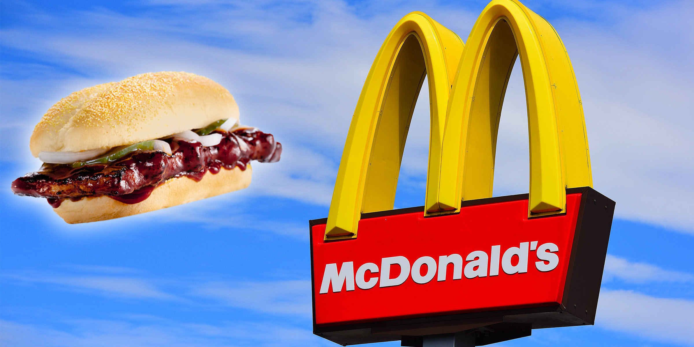 Mcdonald S Mcrib Sandwich Is Returning To Restaurant Locations