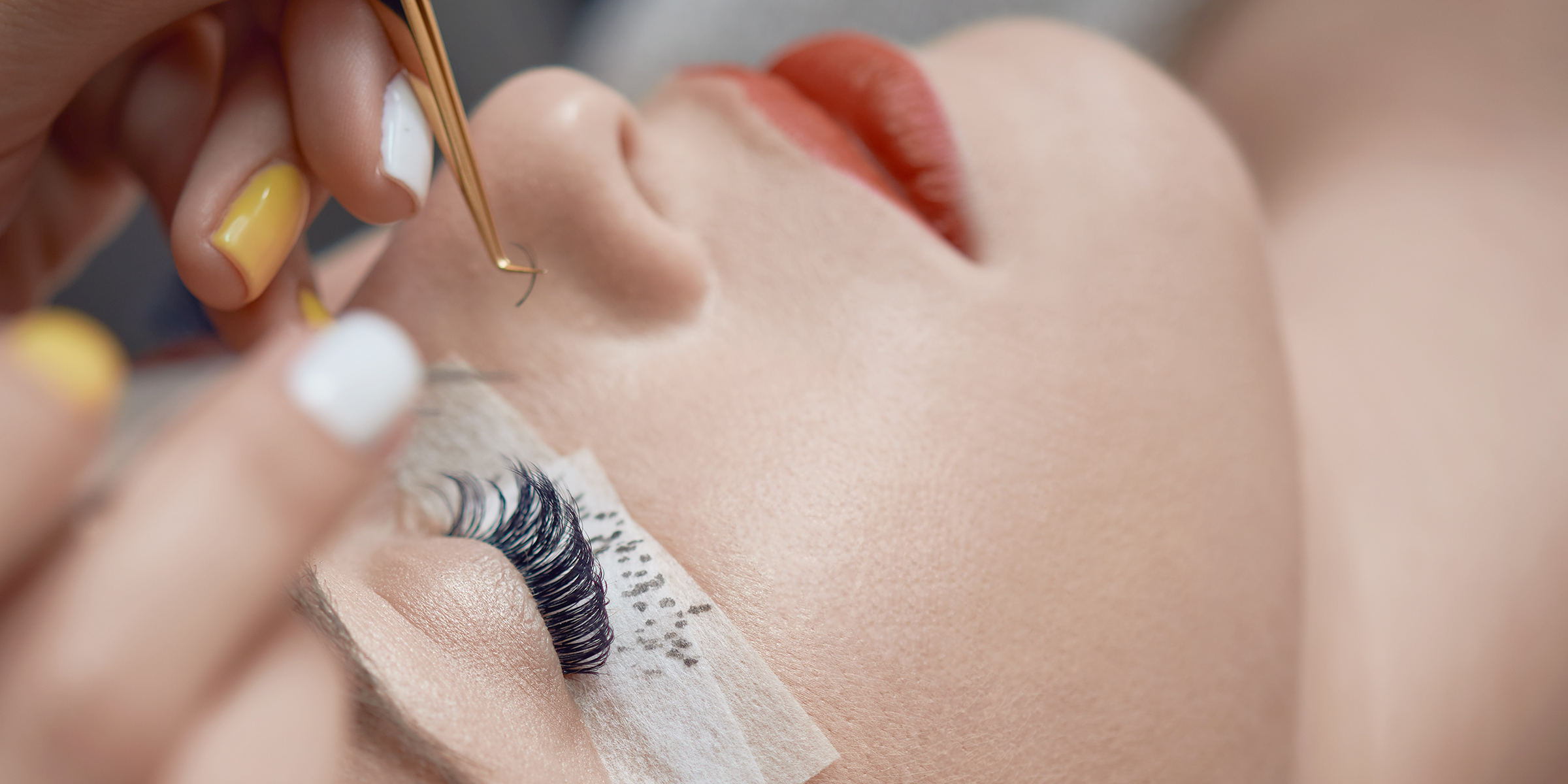 21a1a3c8e91 Eyelash extensions 101: Everything you need to know about lash extensions