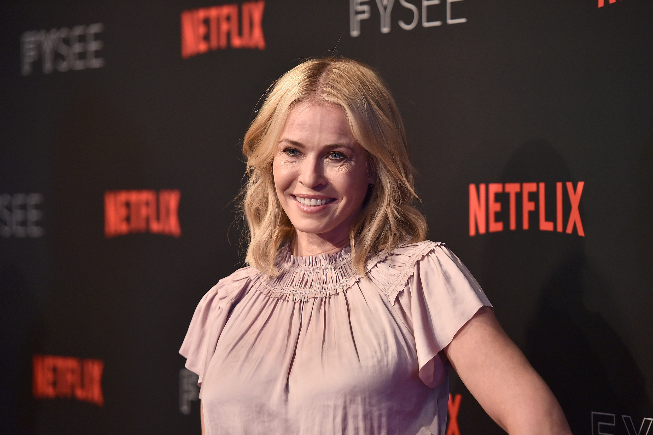 Chelsea Handler Mixes Up Native American Candidates In Endorsement On Twitter