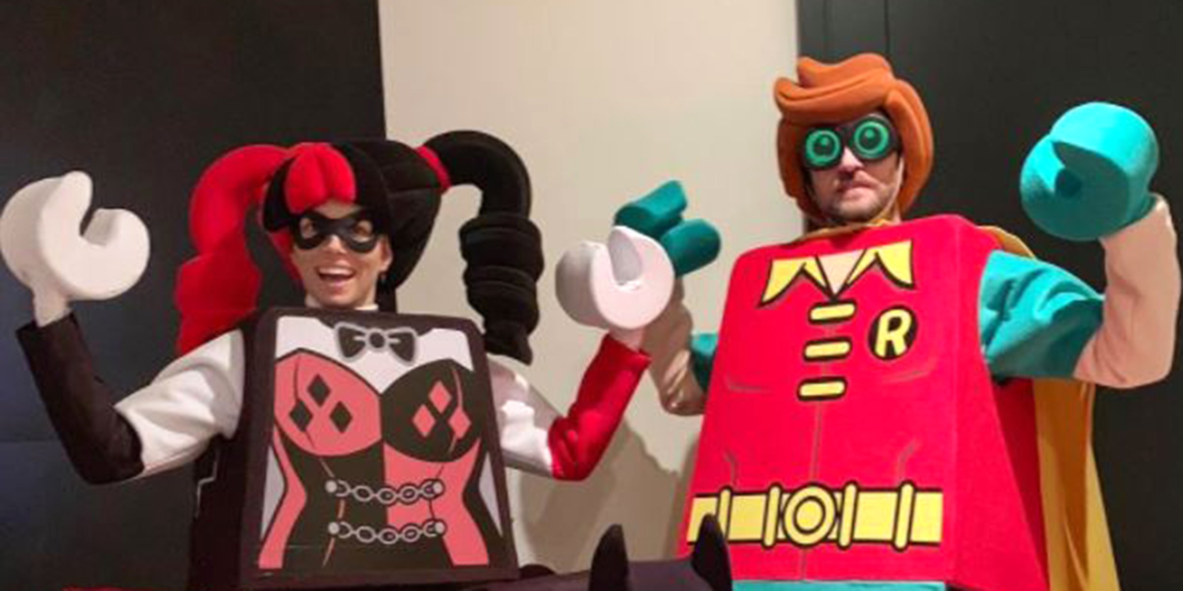 hollywood does halloween: stars dress as icons, fave characters and