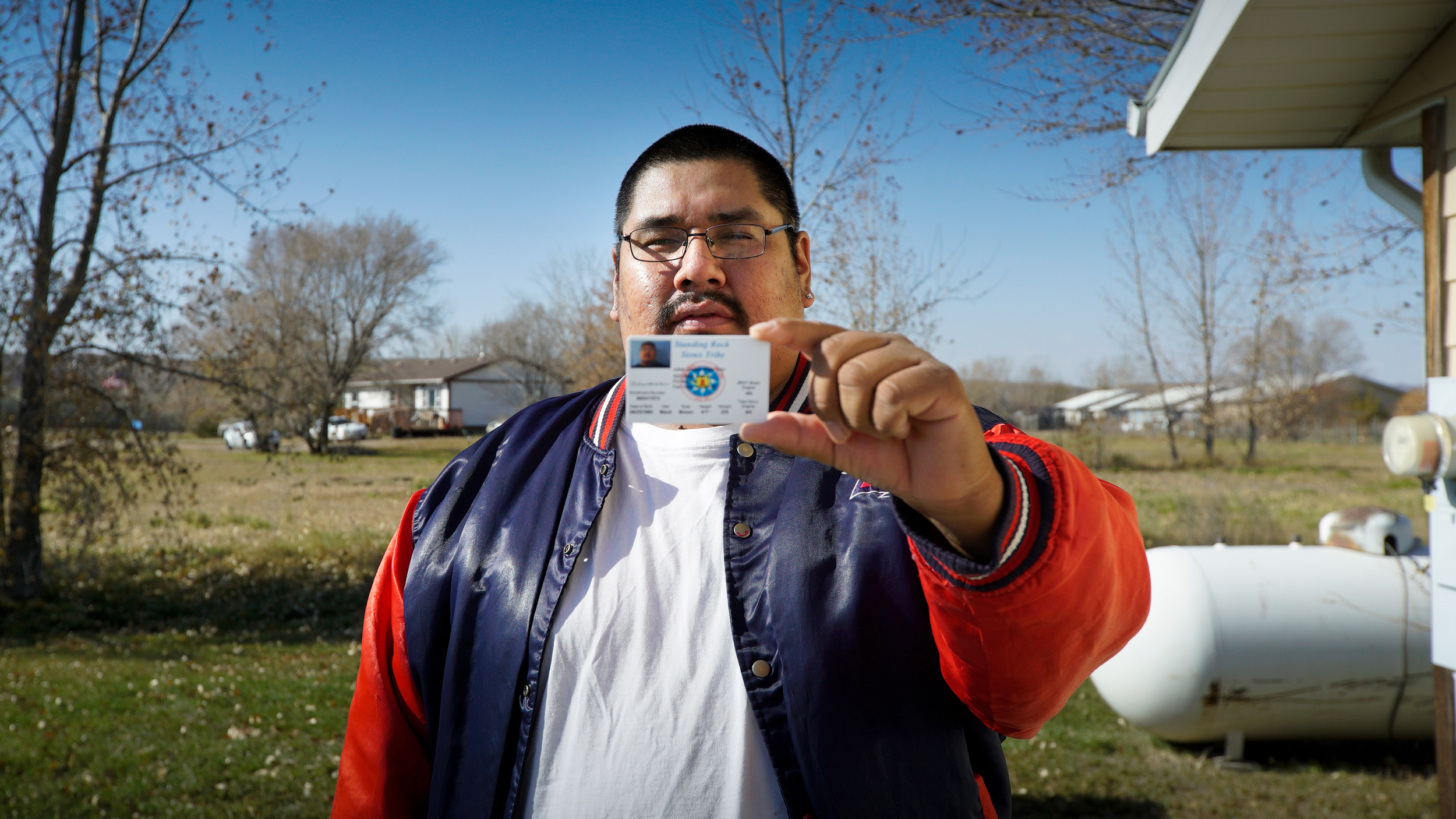 'All we want is our vote': Native Americans fight fallout of North Dakota's voter ID law
