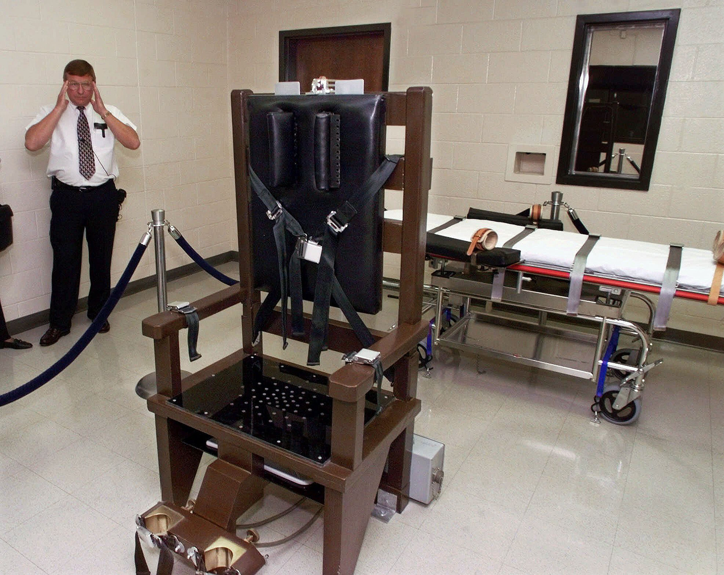 Tennessee Executes Murderer Edmund Zagorski In Electric