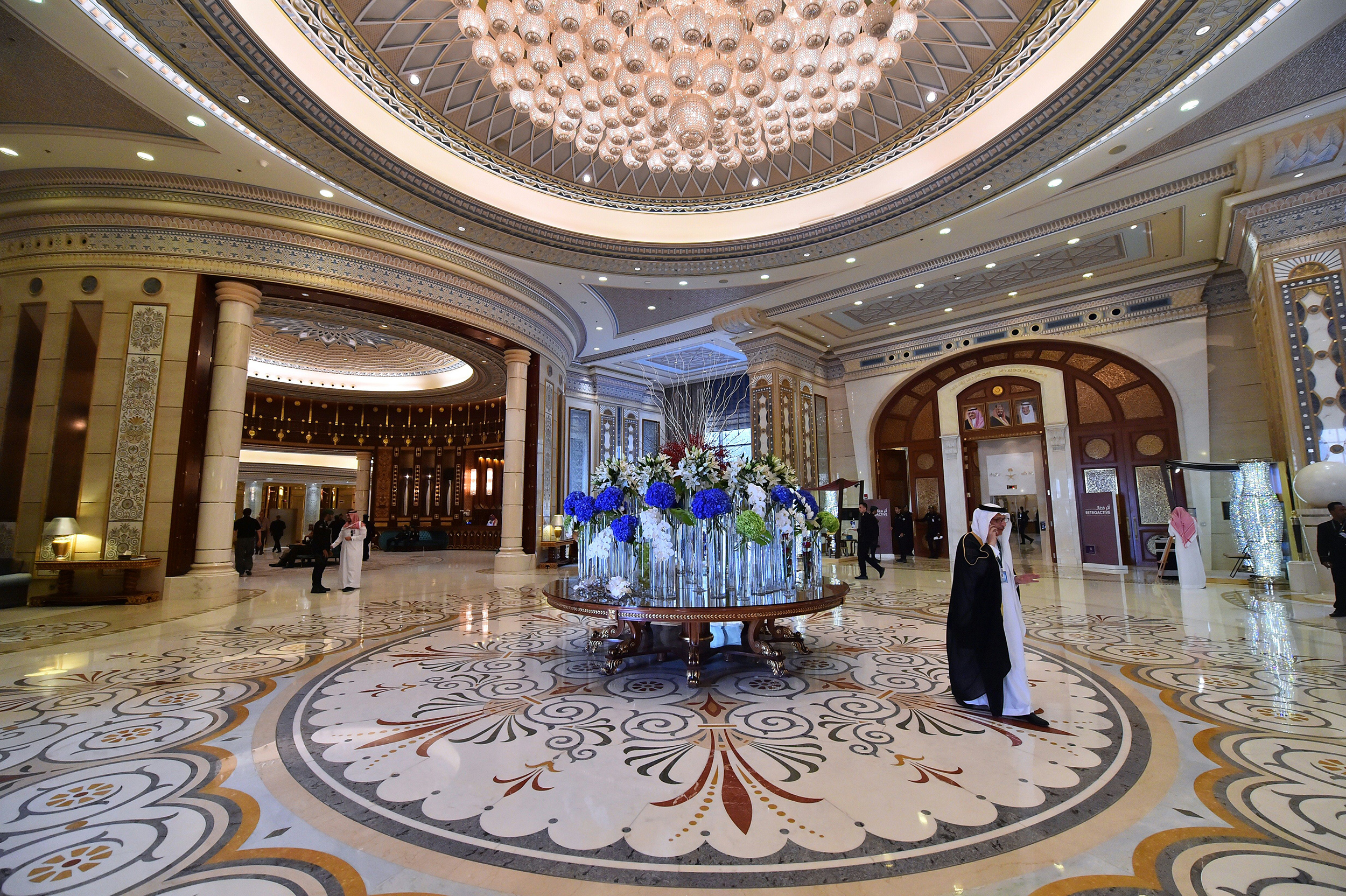 How a Saudi royal crushed his rivals in a 'shakedown' at the Ritz