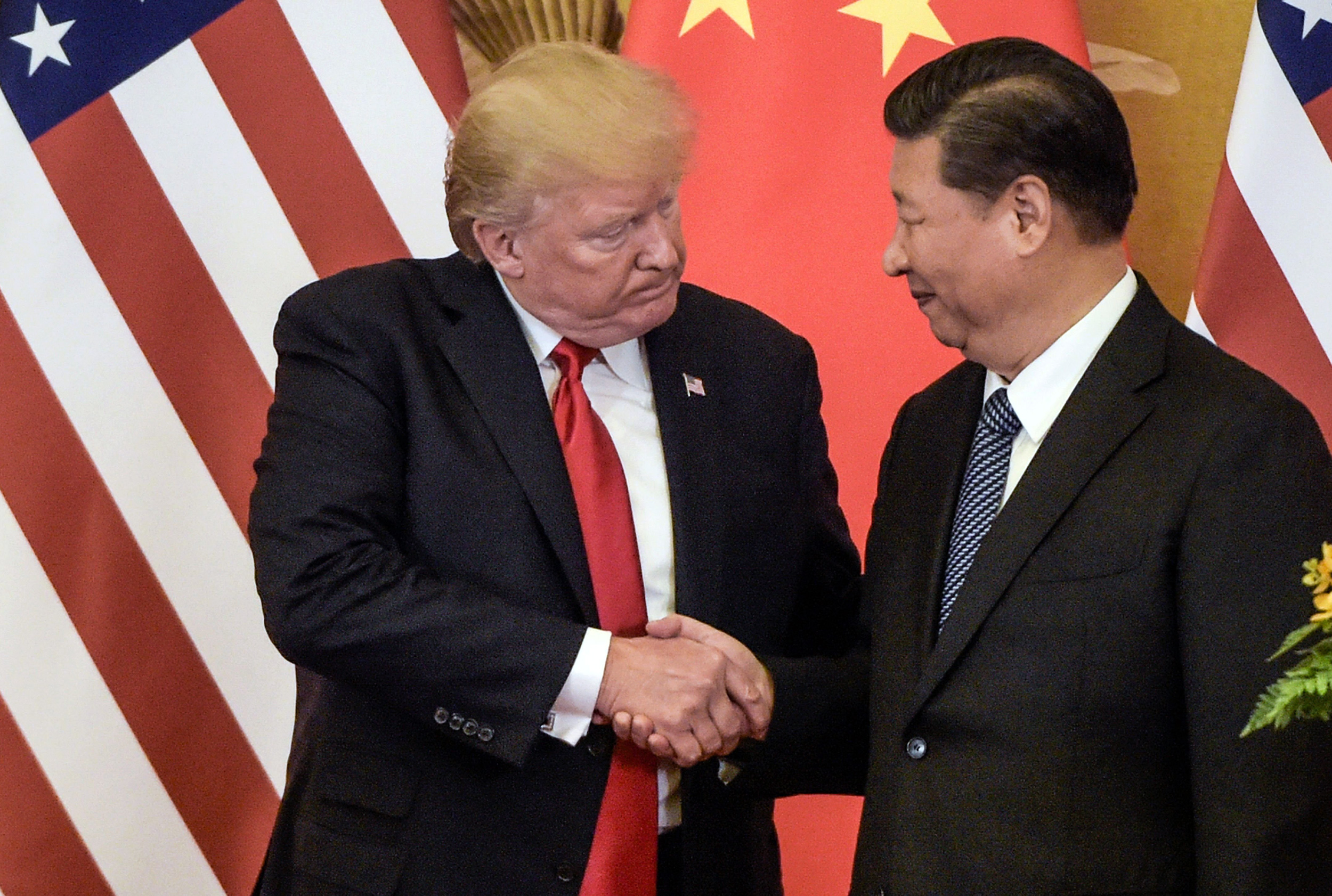 Trump Claims He And Chinese President Xi Jinping Are Working Hard To End The Trade War But Who S Playing Who