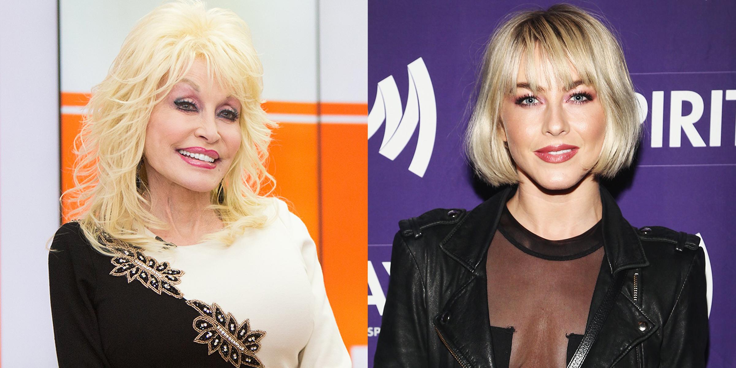 Julianne Hough Cast As Jolene In Netflix S Dolly Parton Series