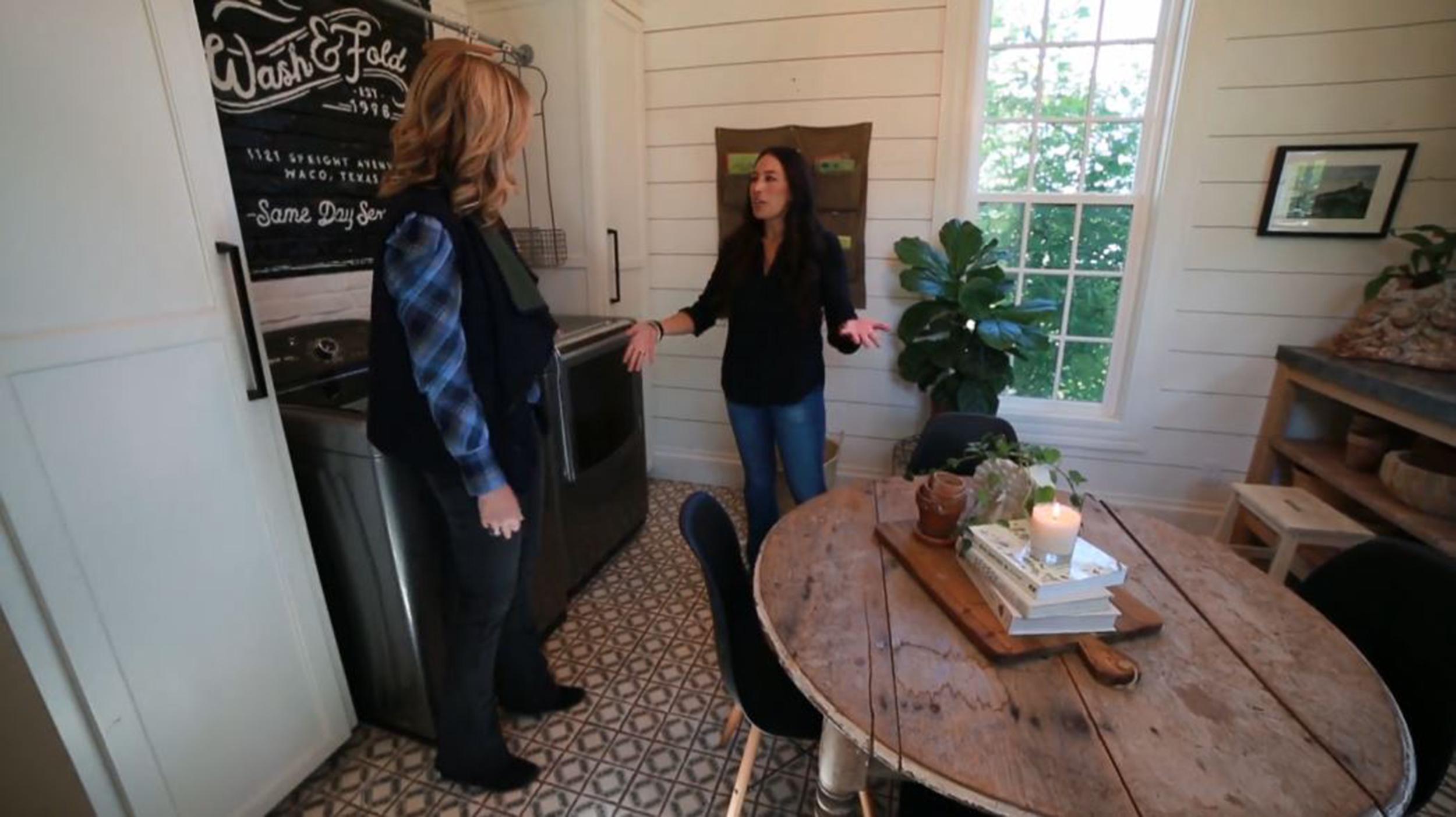Joanna Gaines house tour
