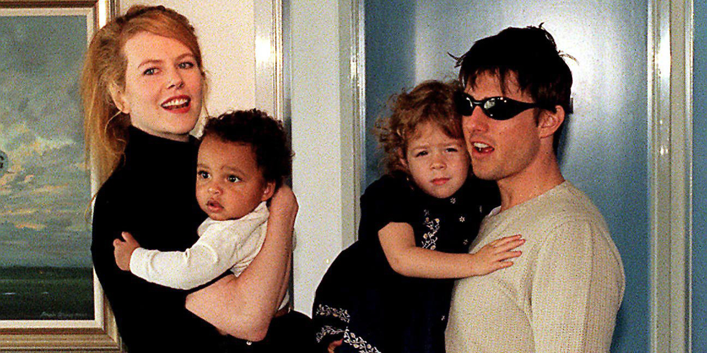 Nicole Kidman opens up about her kids with Tom Cruise: 'It's my job to love  them'