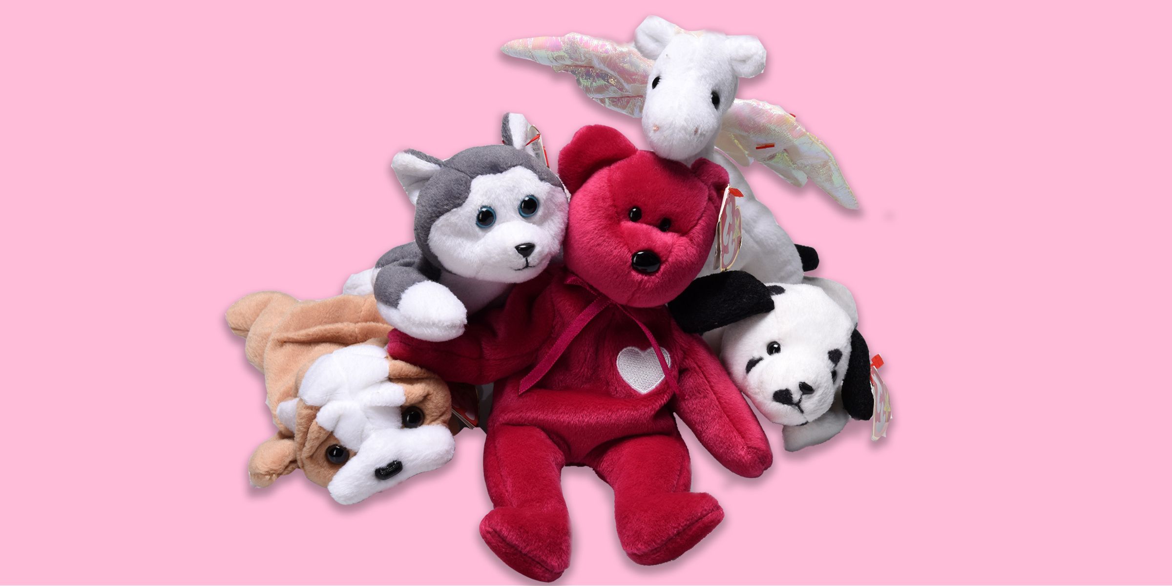8001a690e9e Is your Beanie Baby collection actually worth a lot of money now