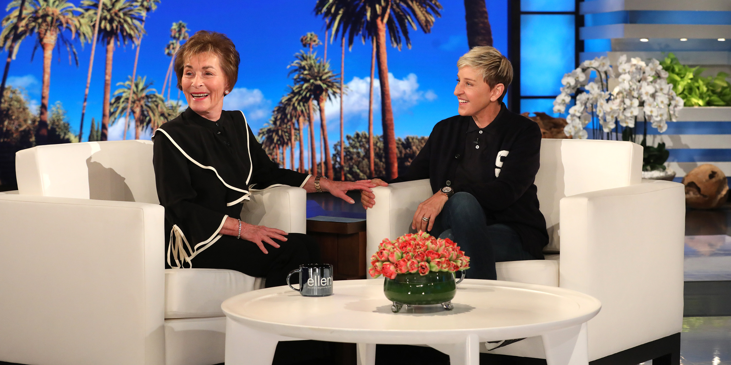 Judge Judy explains why she's not retiring any time soon