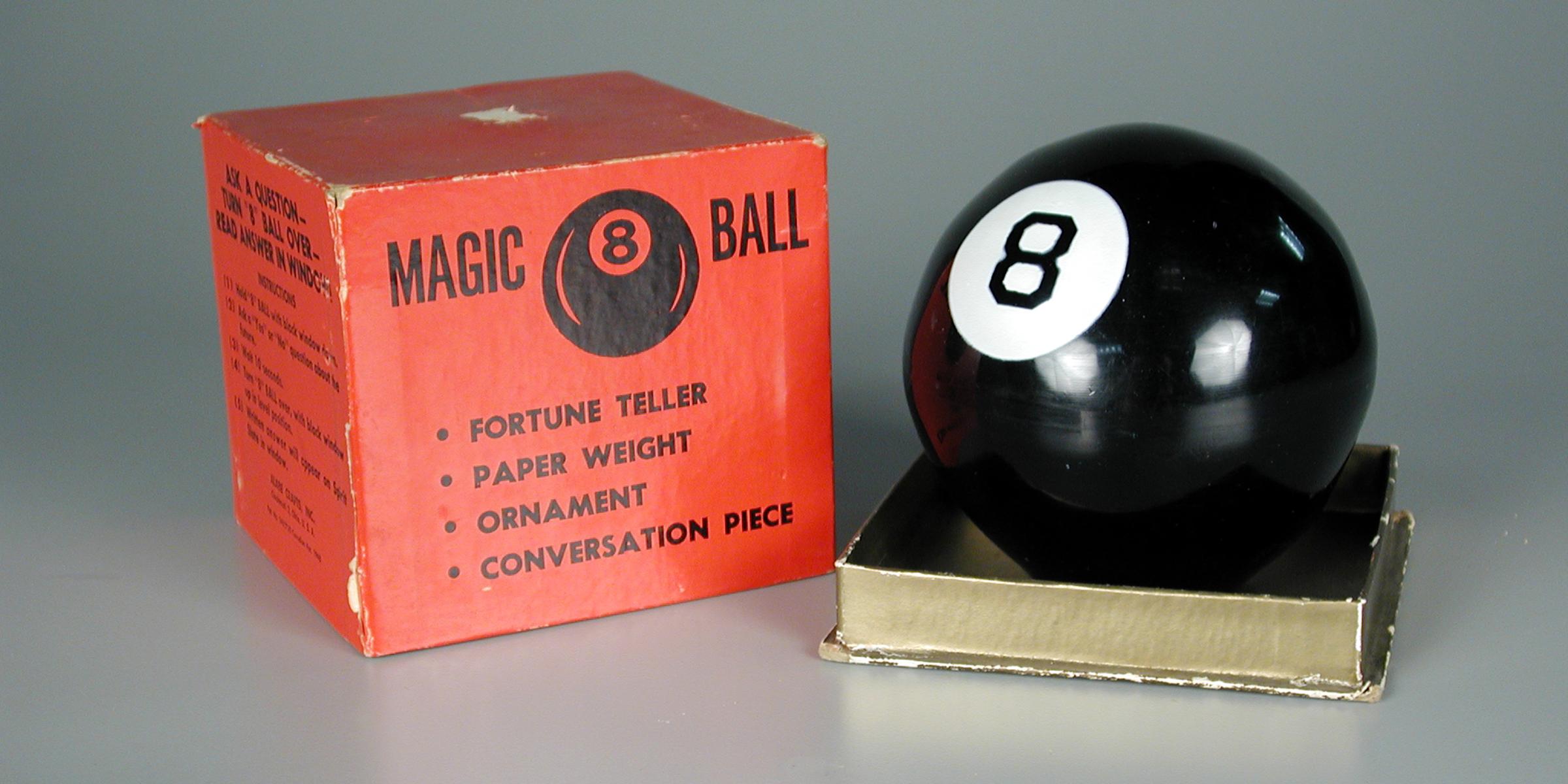 Magic 8 Ball 6779a64045e6