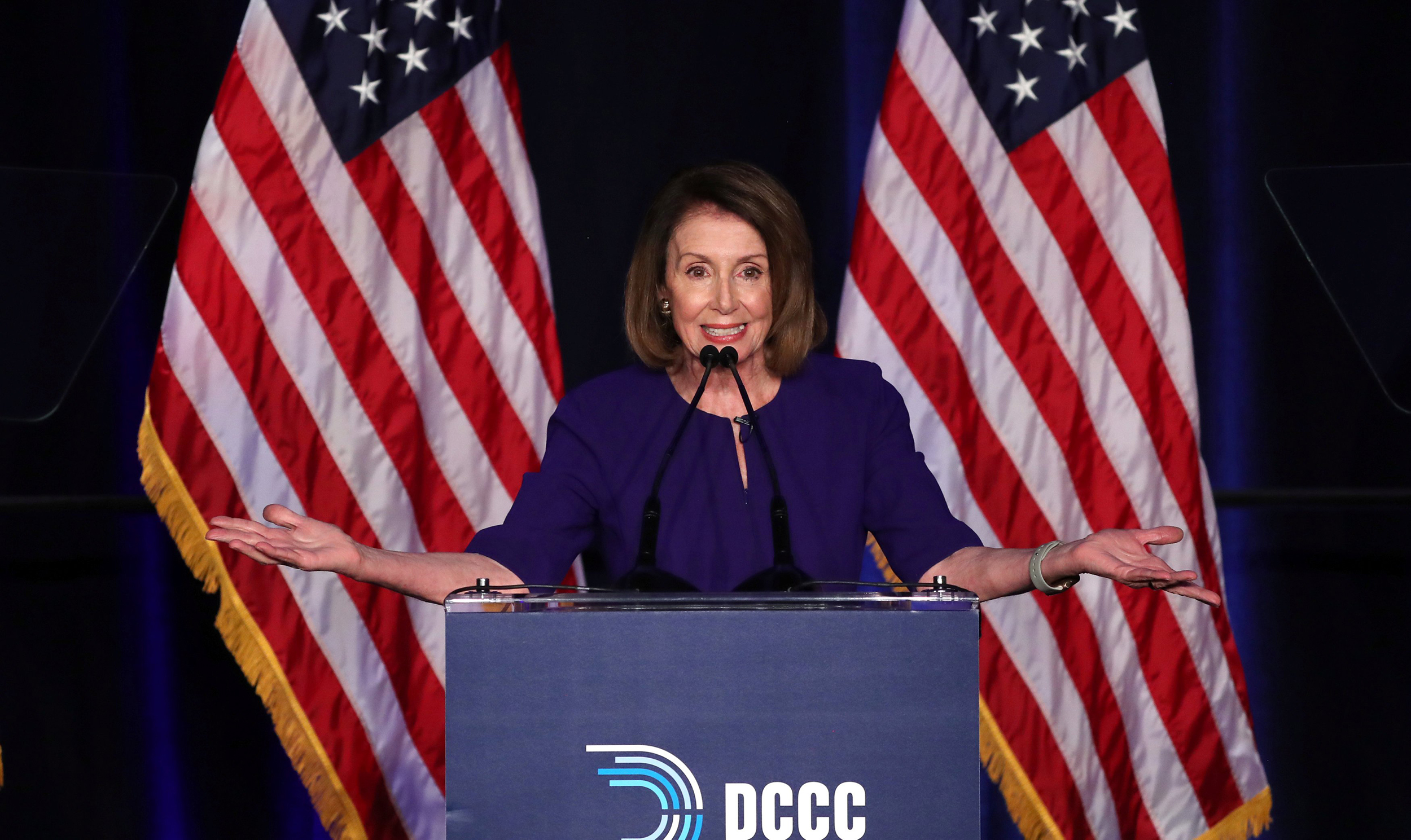 Do Democrats really want to stop Pelosi from becoming speaker?